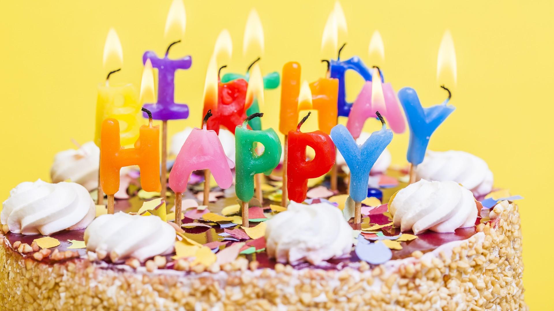 Birthday Cake picture wallpaper