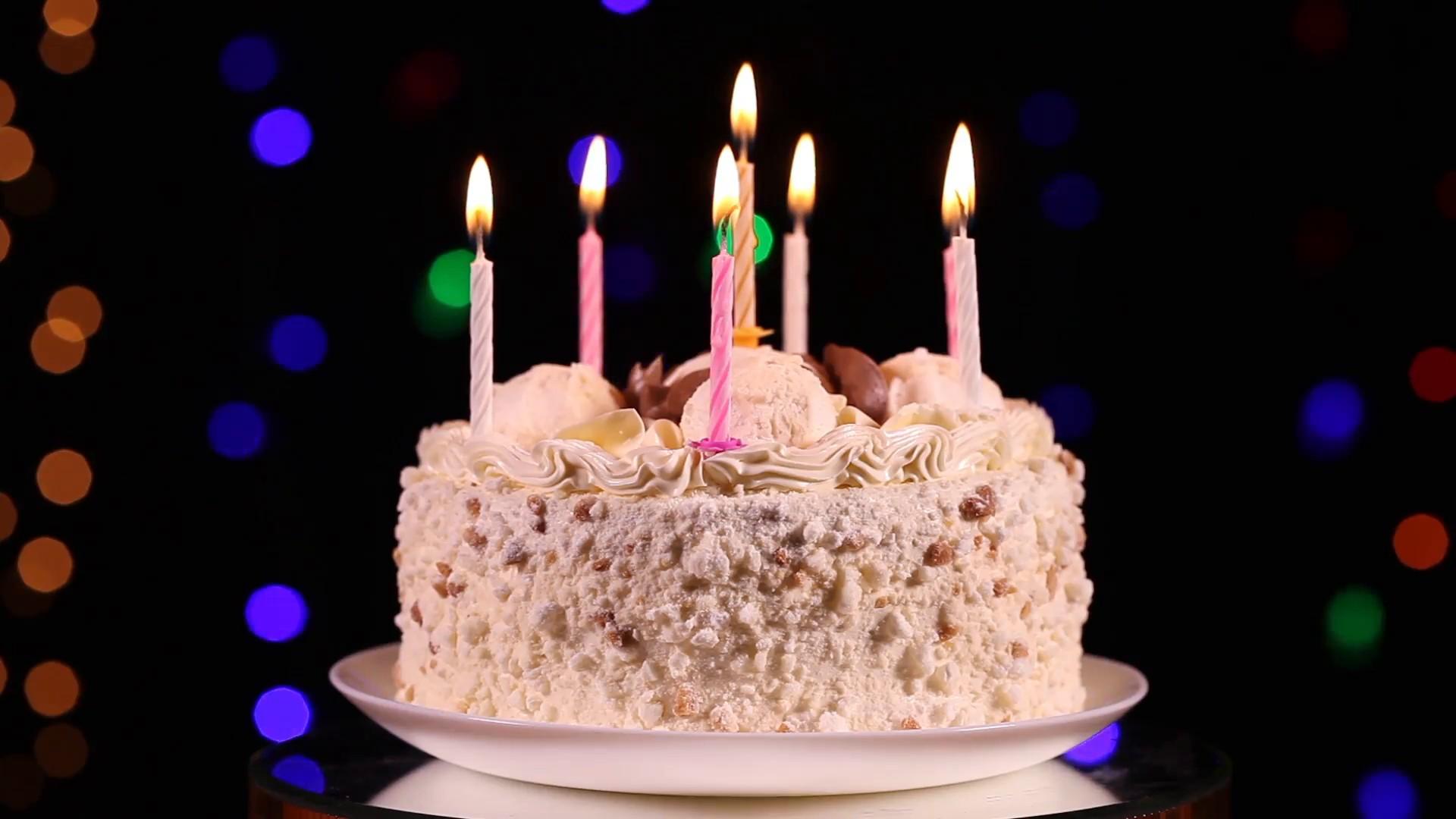 Birthday Cake free background