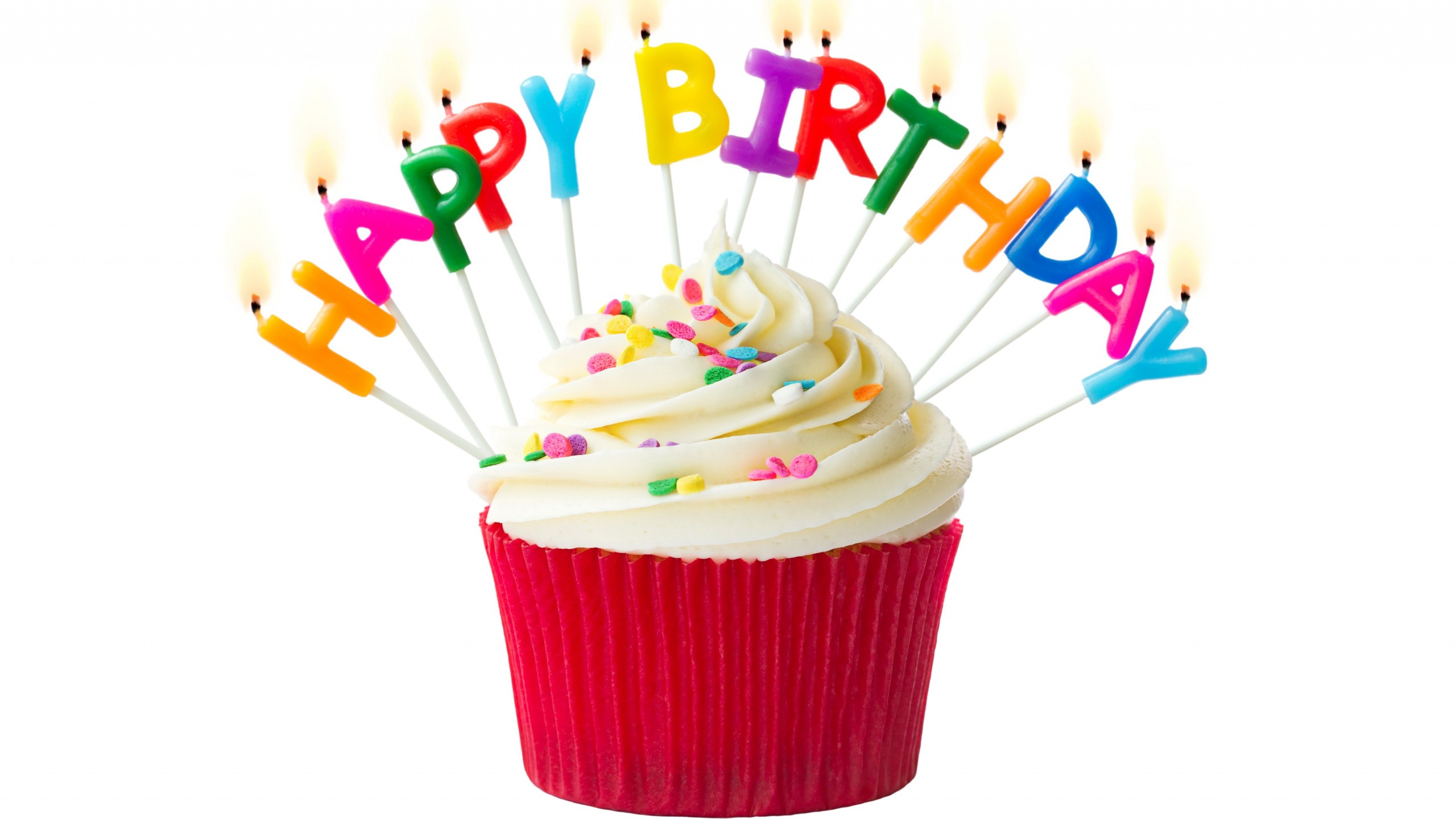 Birthday Cake computer background