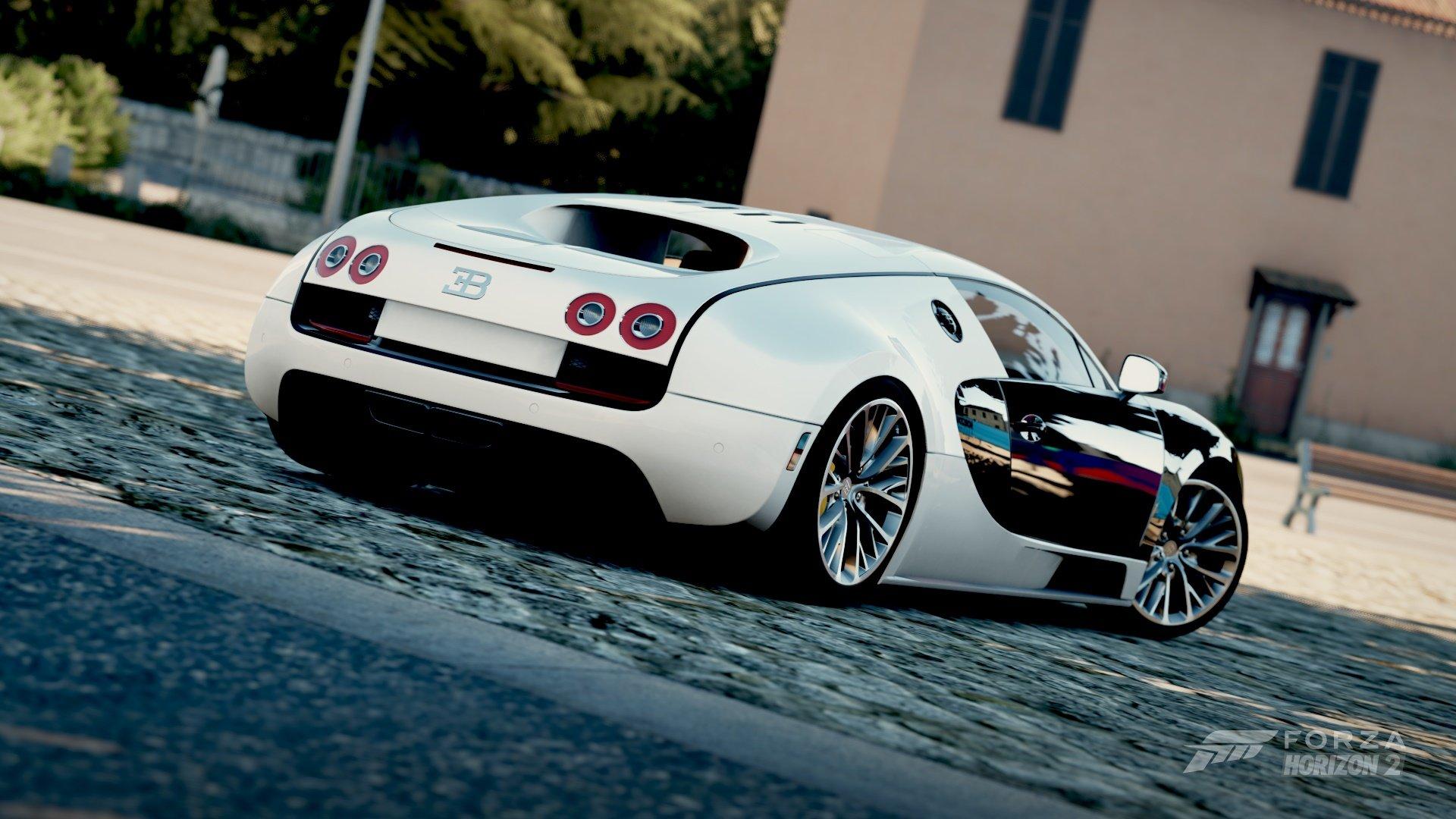 Bugatti High Definition