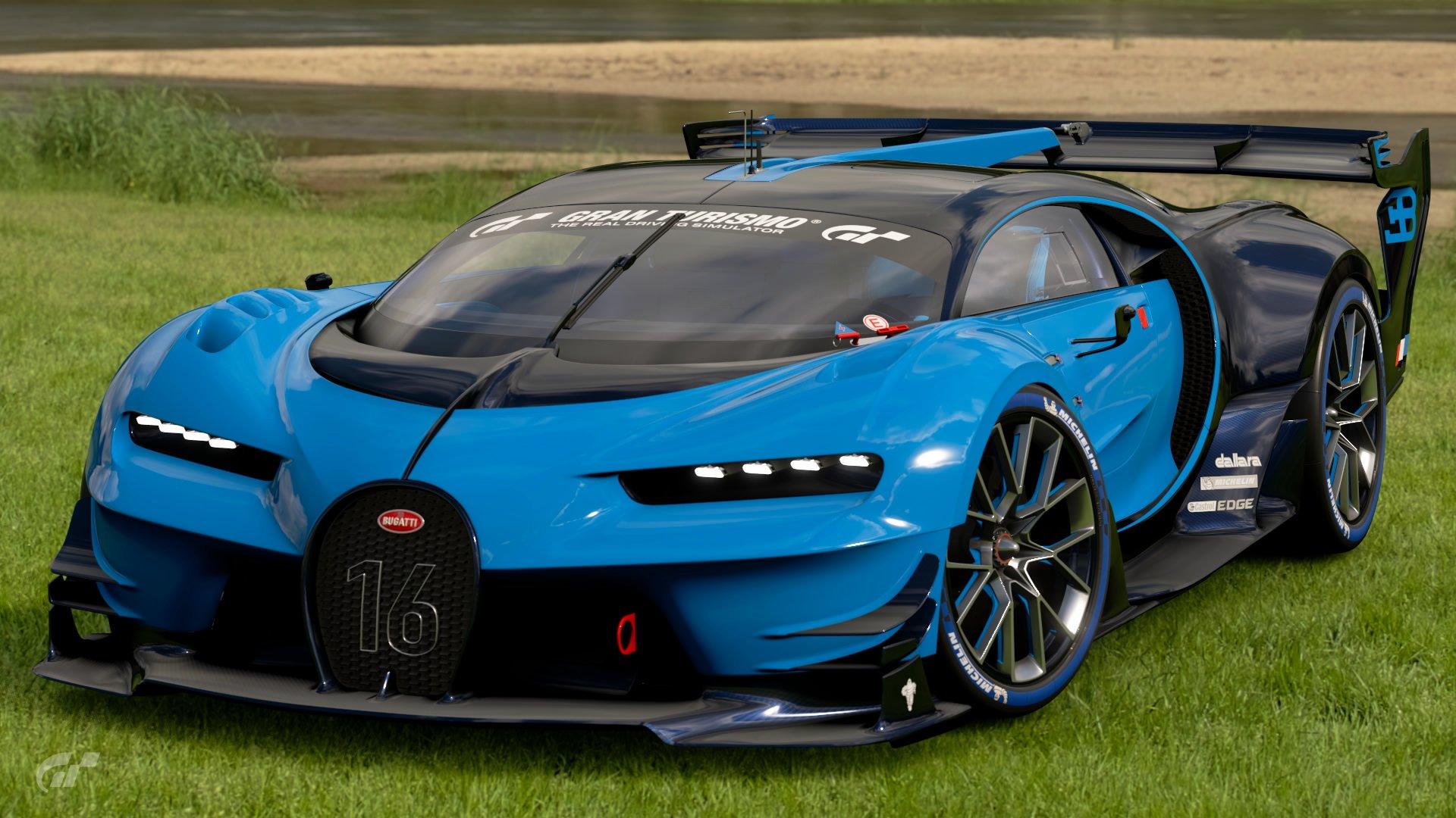 Bugatti 1920x1080 wallpaper