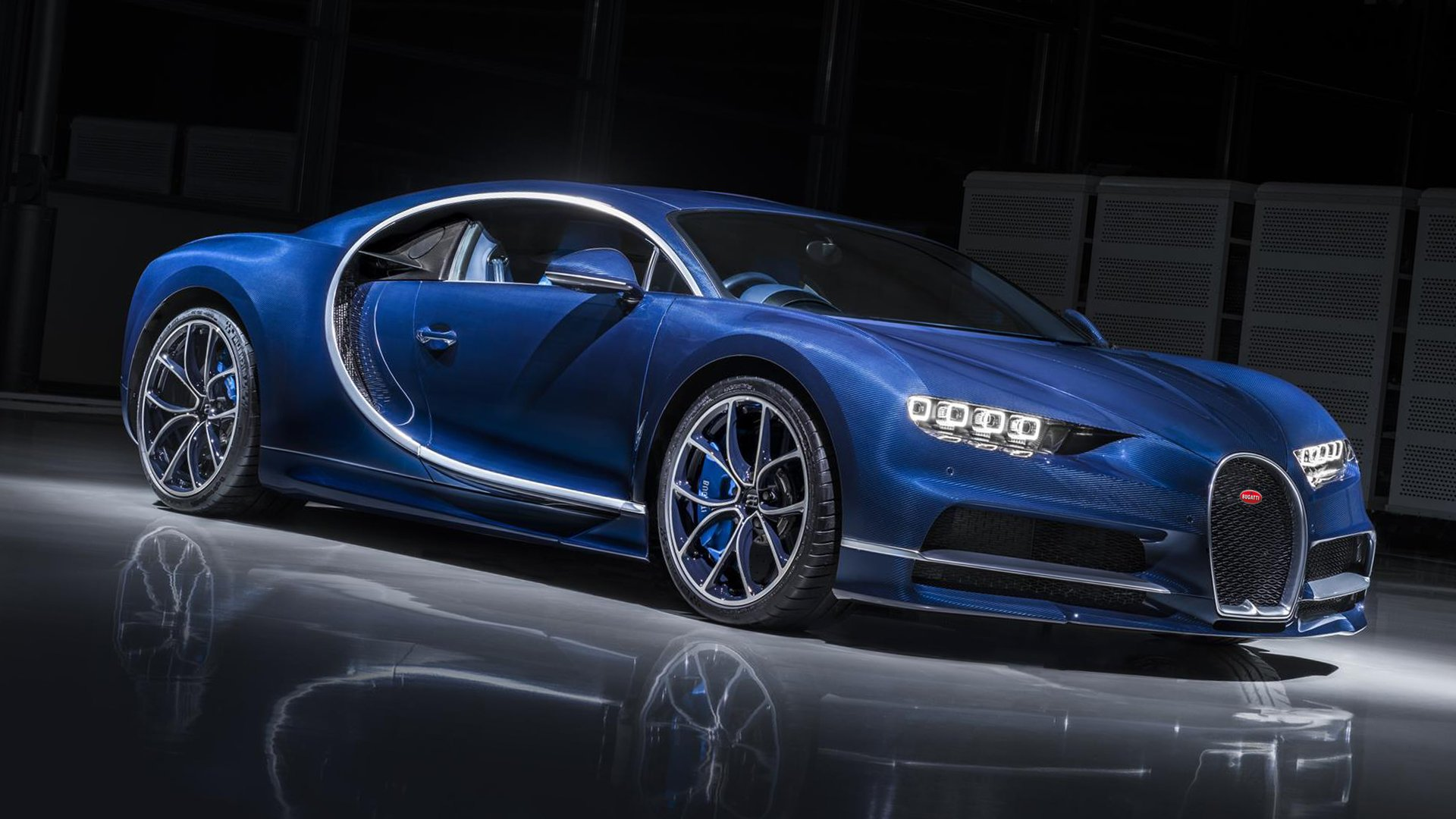 Bugatti HD Desktop Wallpaper
