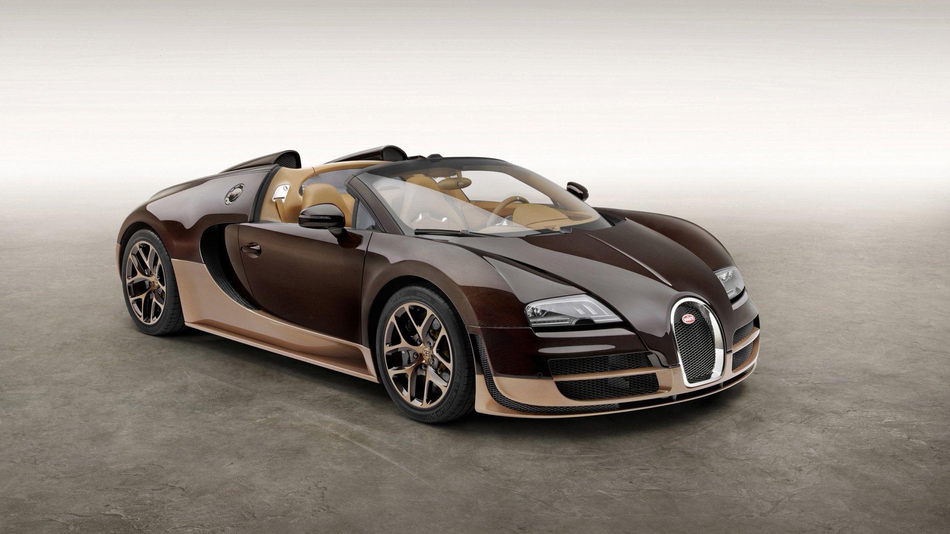 Bugatti HD Wallpaper