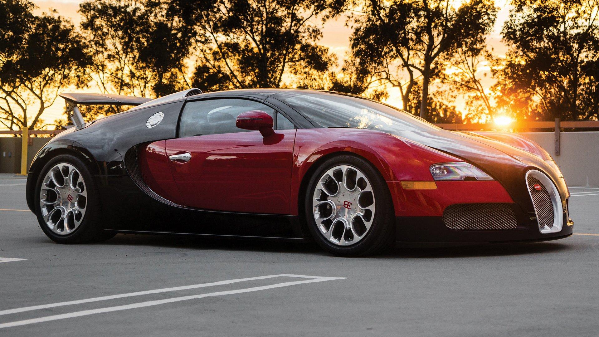 Bugatti Background Wallpaper