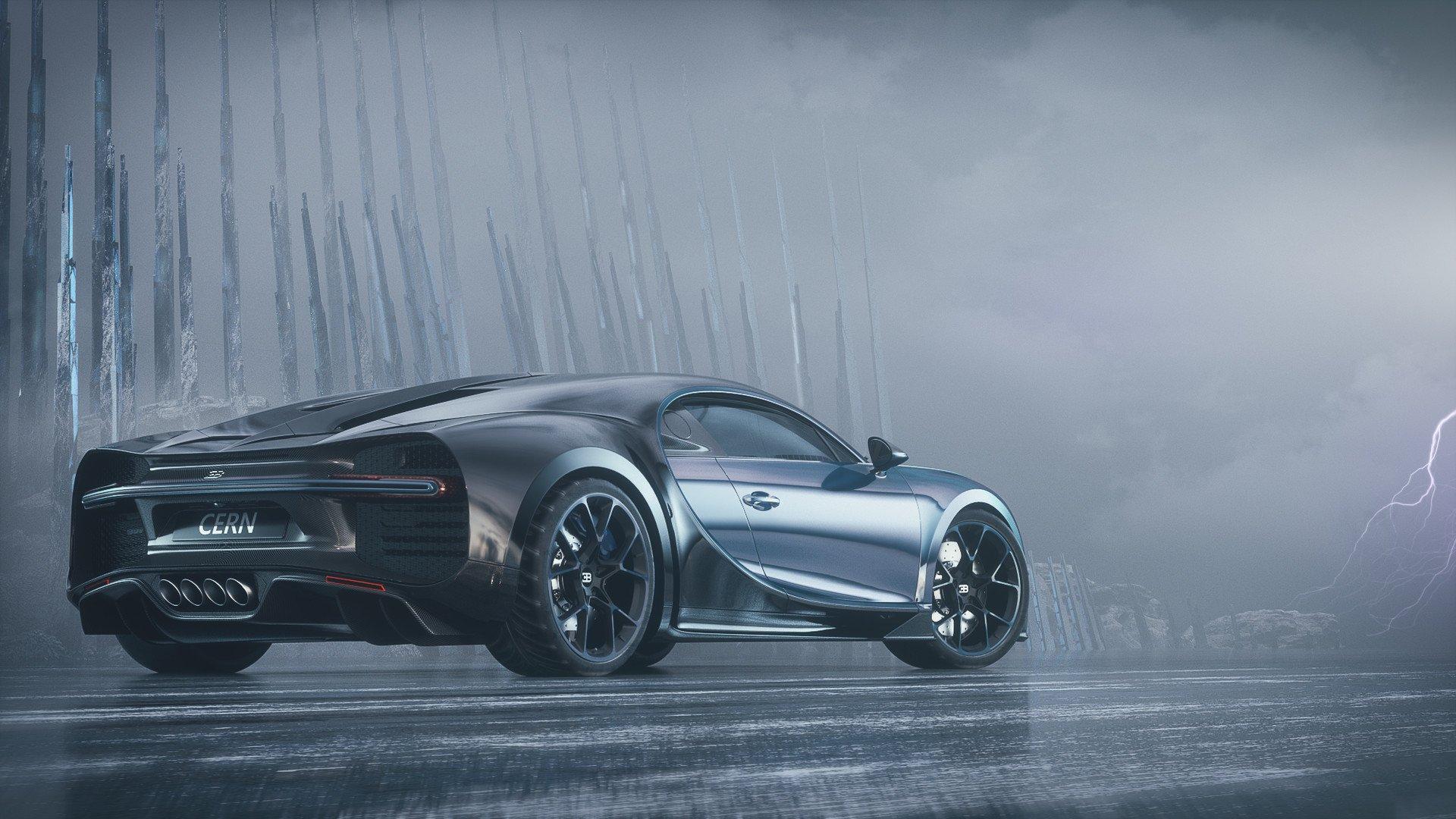 Bugatti PC Wallpaper HD