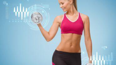 Fitness desktop image