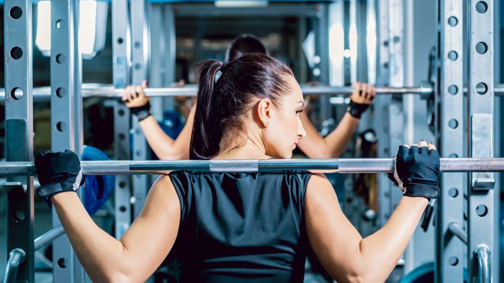 Fitness background image