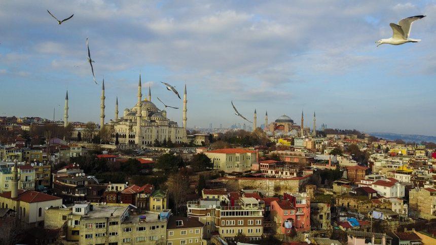 Istanbul full wallpaper