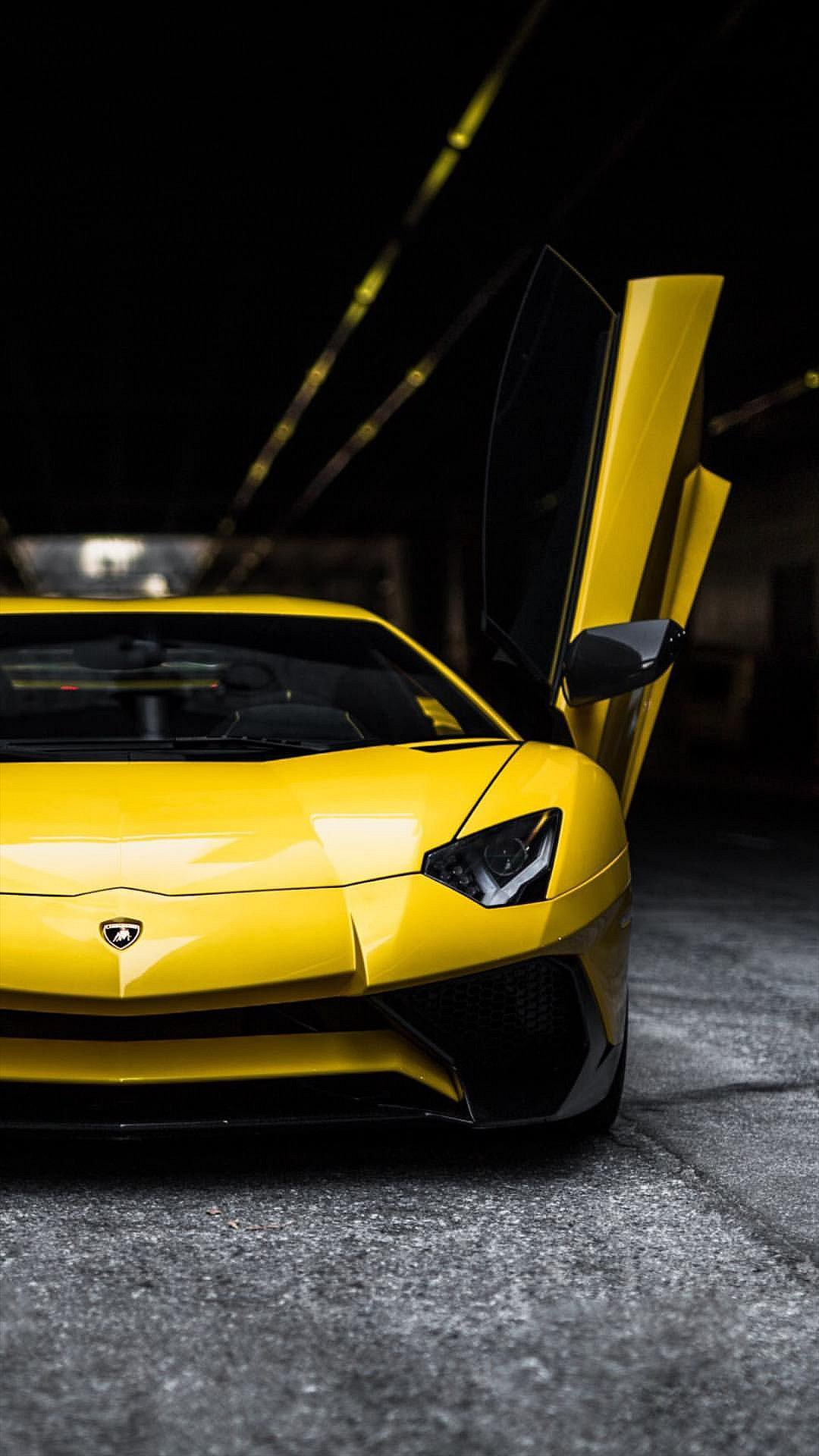 Lamborghini Cell screen wallpaper
