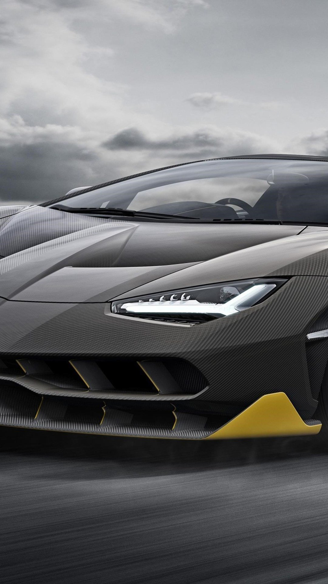 Lamborghini Cell iPhone xs wallpaper