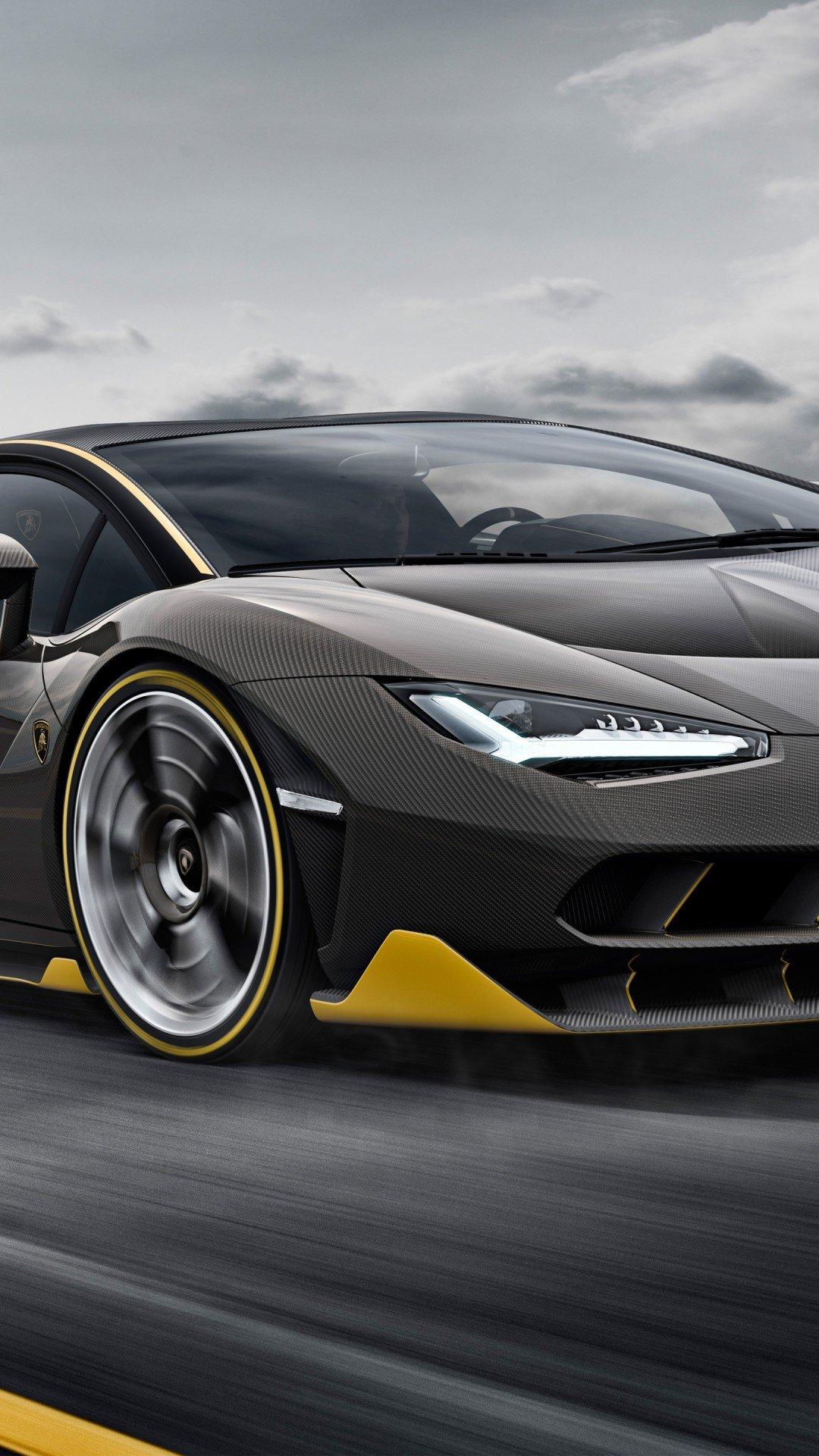 Lamborghini Cell screen saver wallpaper