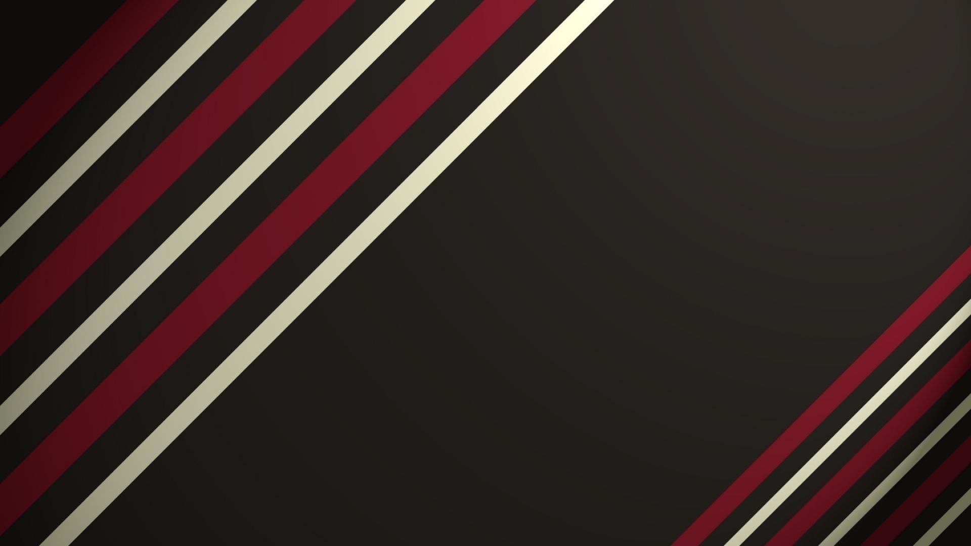 Minimalistic Stripes Wallpaper Theme
