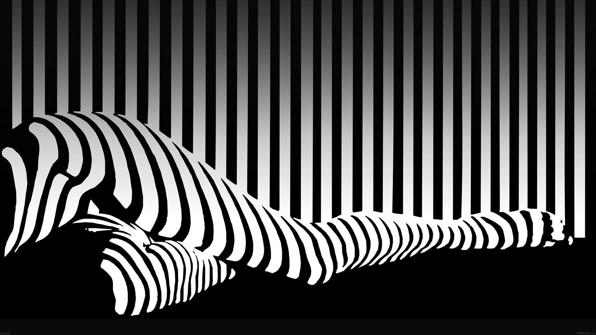 Minimalistic Stripes wallpaper image