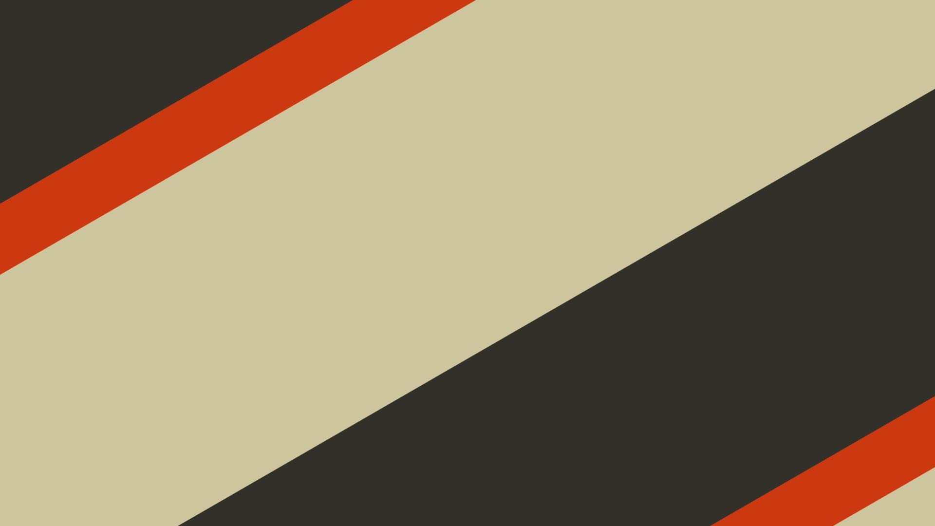 Minimalistic Stripes Desktop Wallpaper