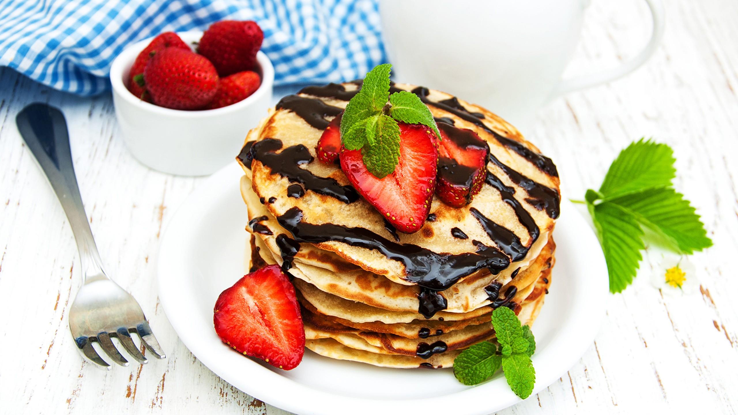 Pancake nice wallpaper