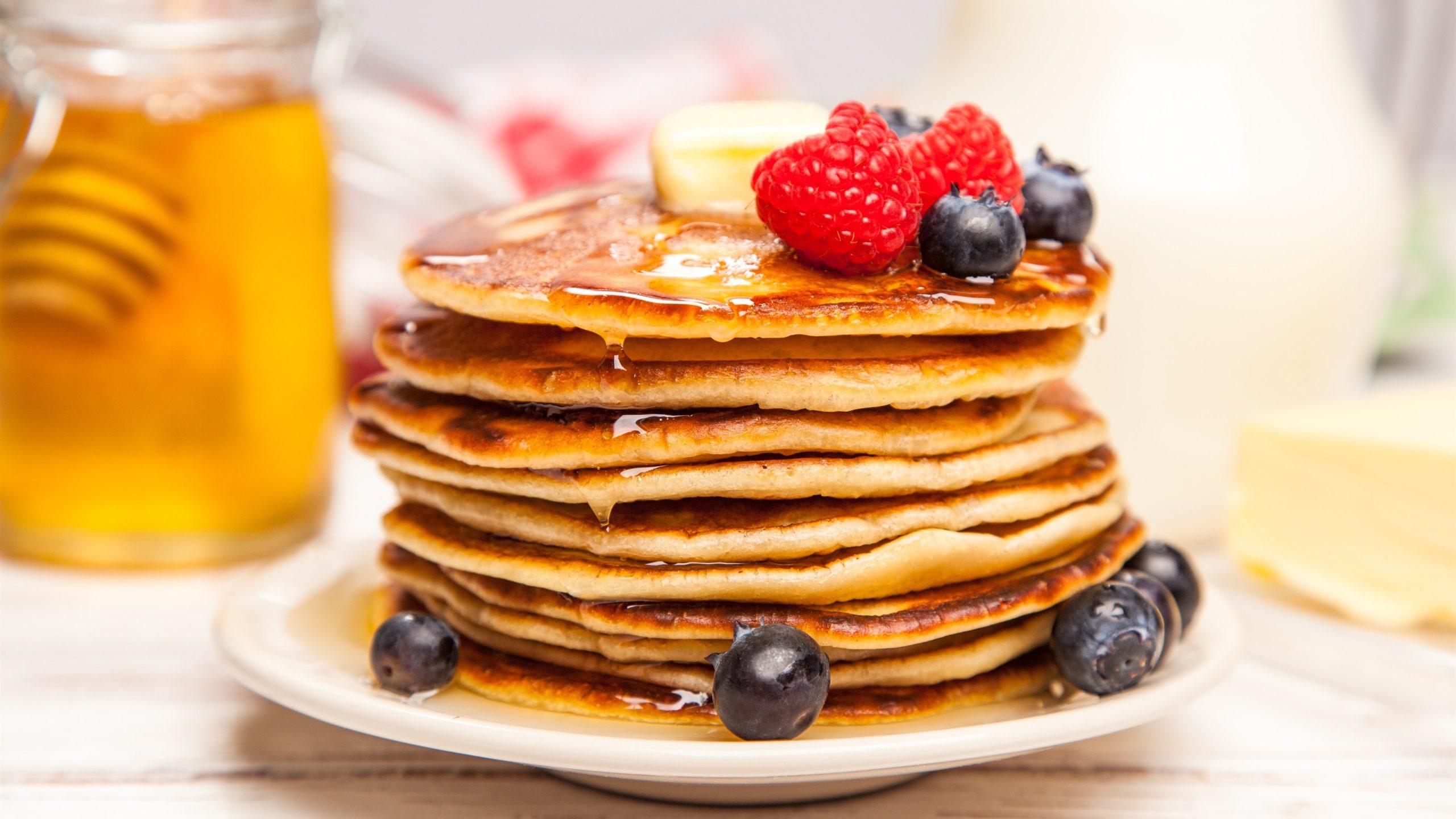 Pancake good background