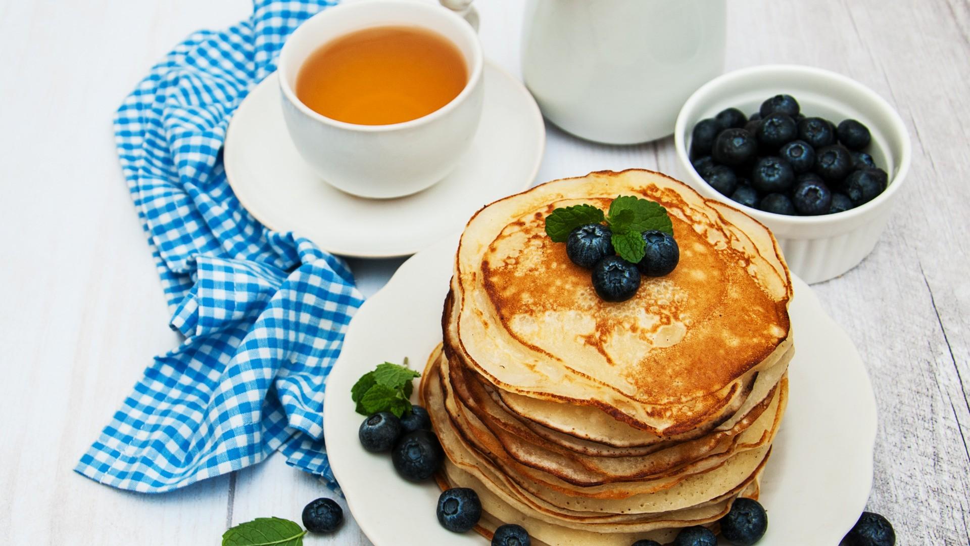 Pancake laptop background wallpaper