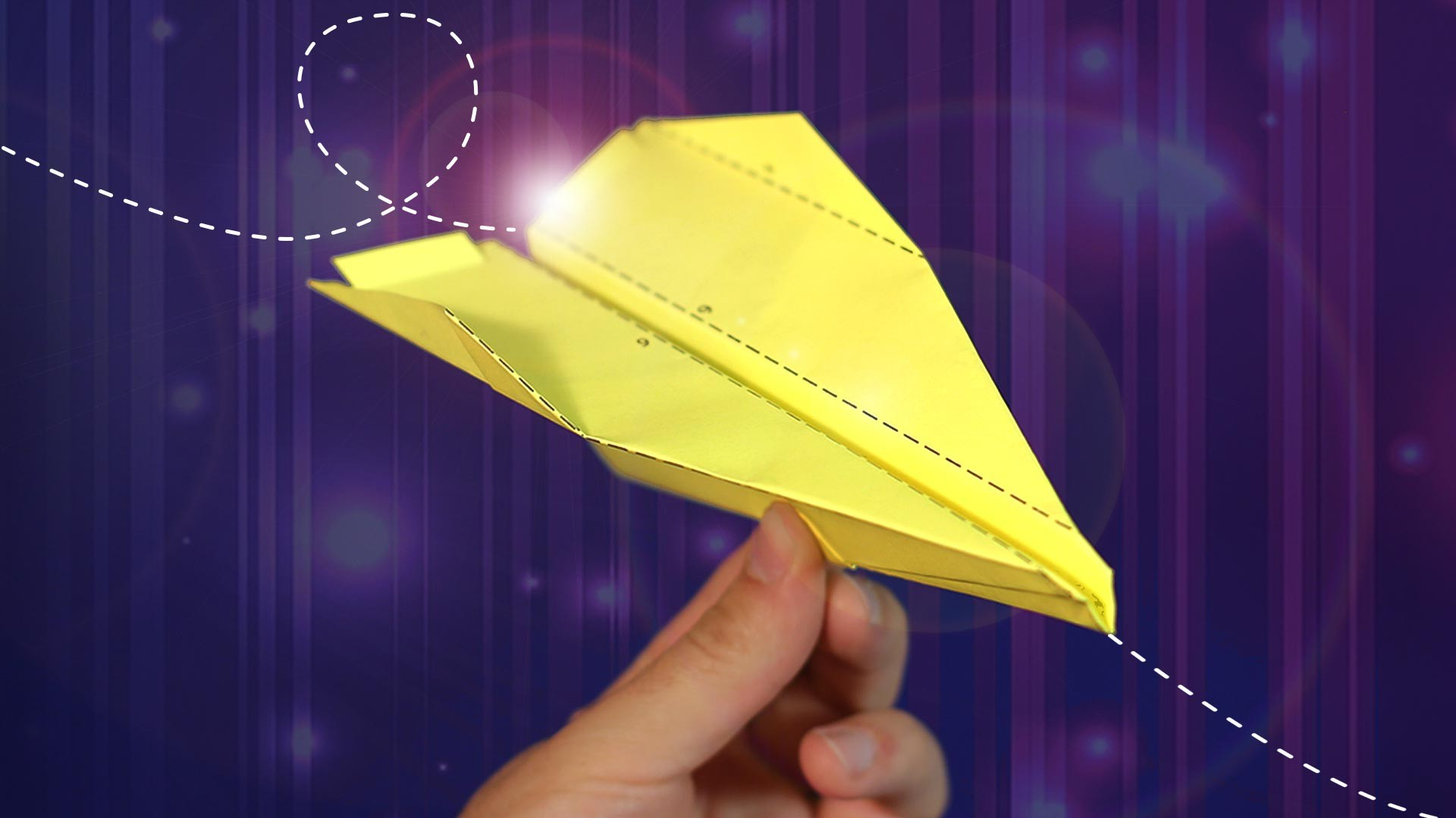 Paper Airplane wallpaper picture