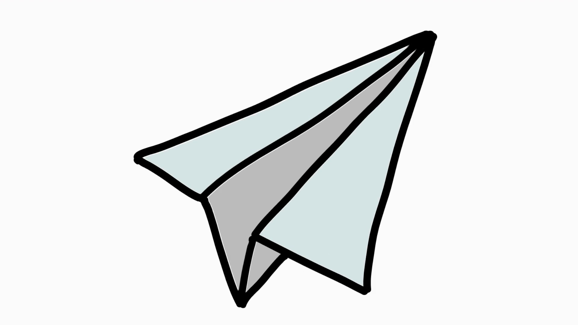 Paper Airplane background picture hd