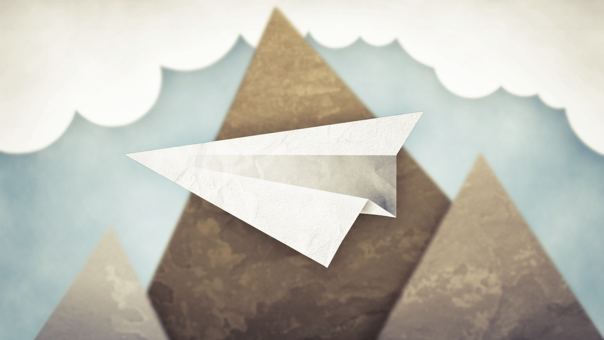 Paper Airplane hd image