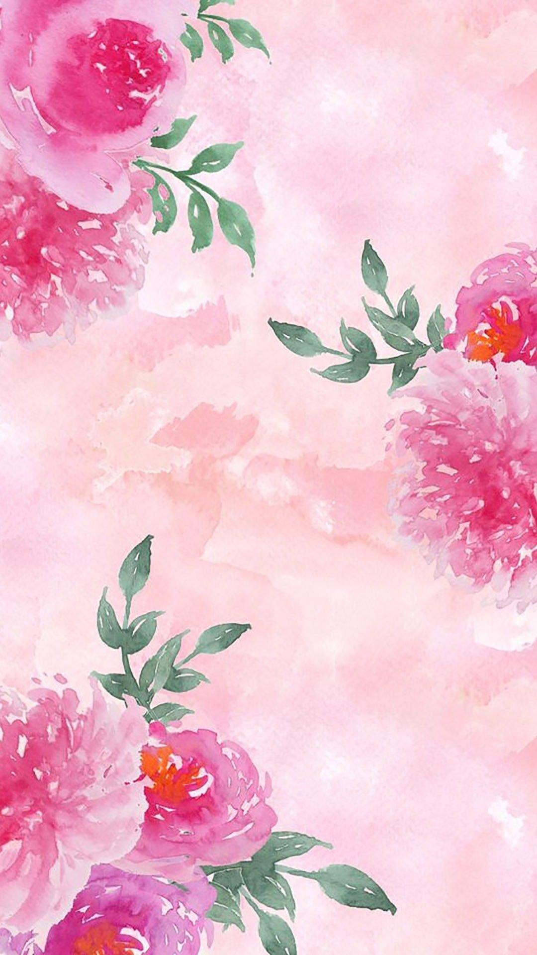 Peony iPhone 6 wallpaper tumblr