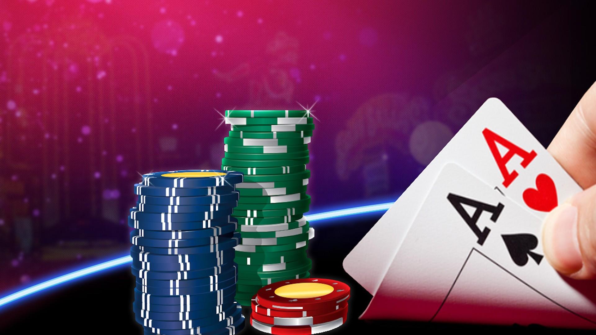 Poker pc wallpaper