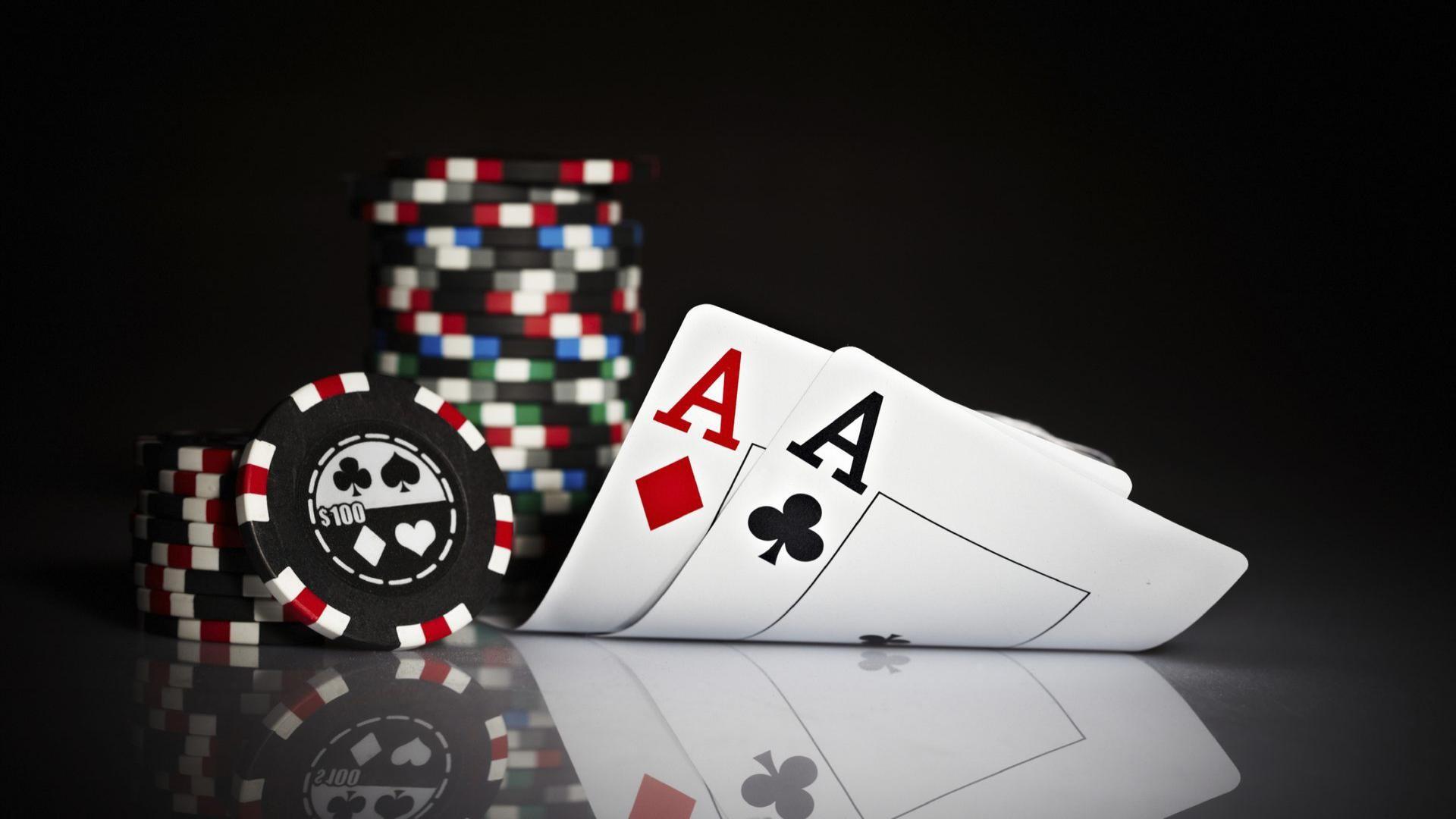 Poker HD Wallpaper