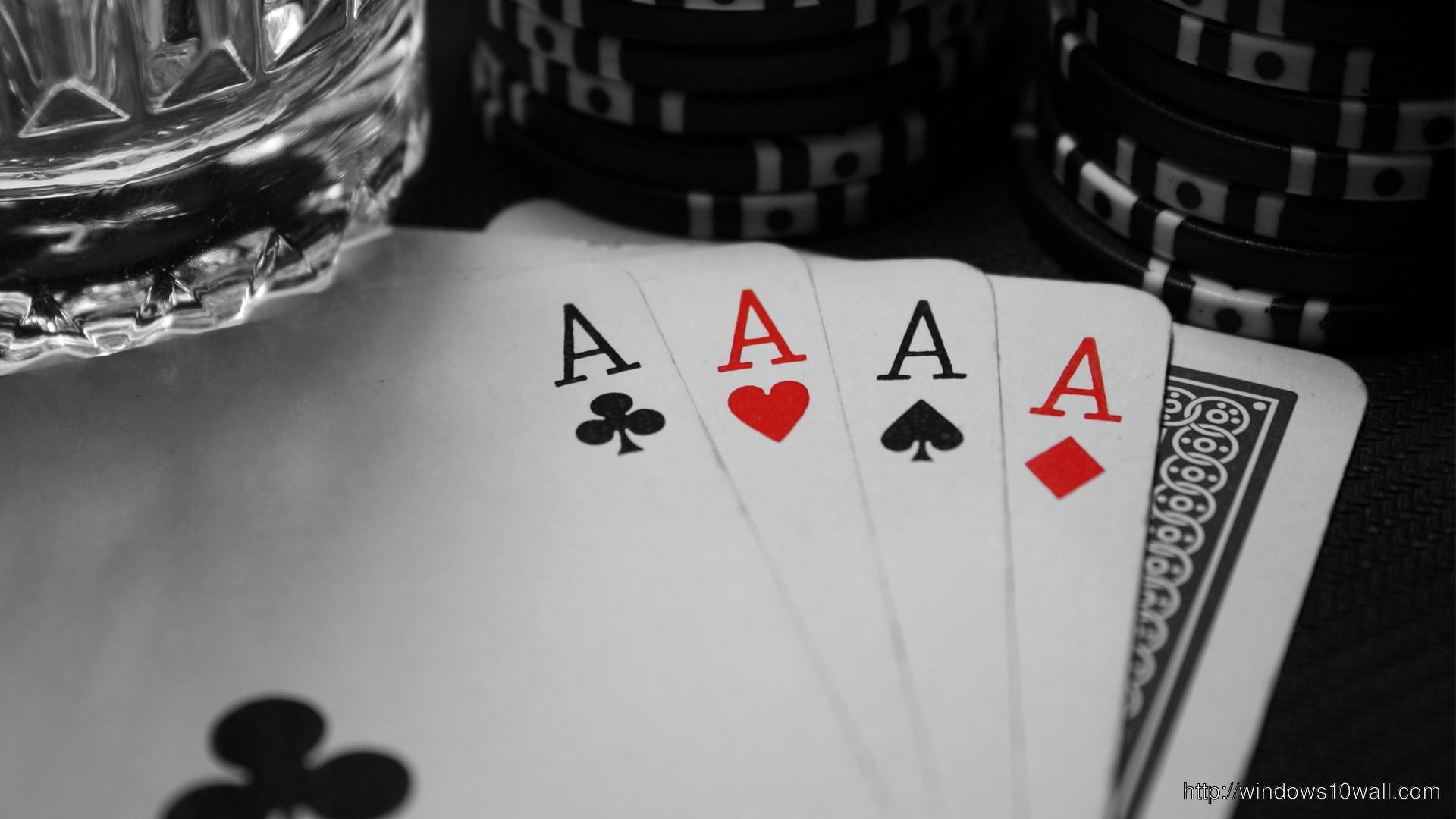 Poker full wallpaper
