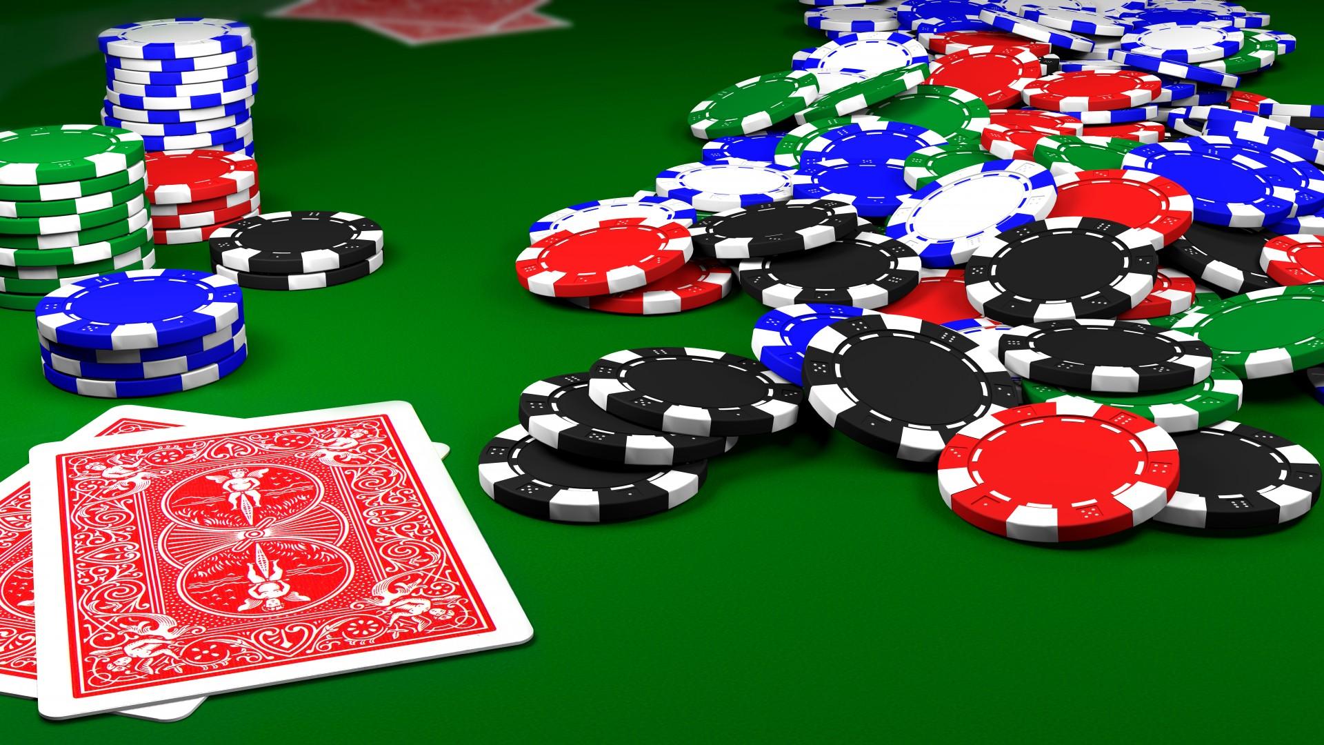 Poker HD Desktop Wallpaper