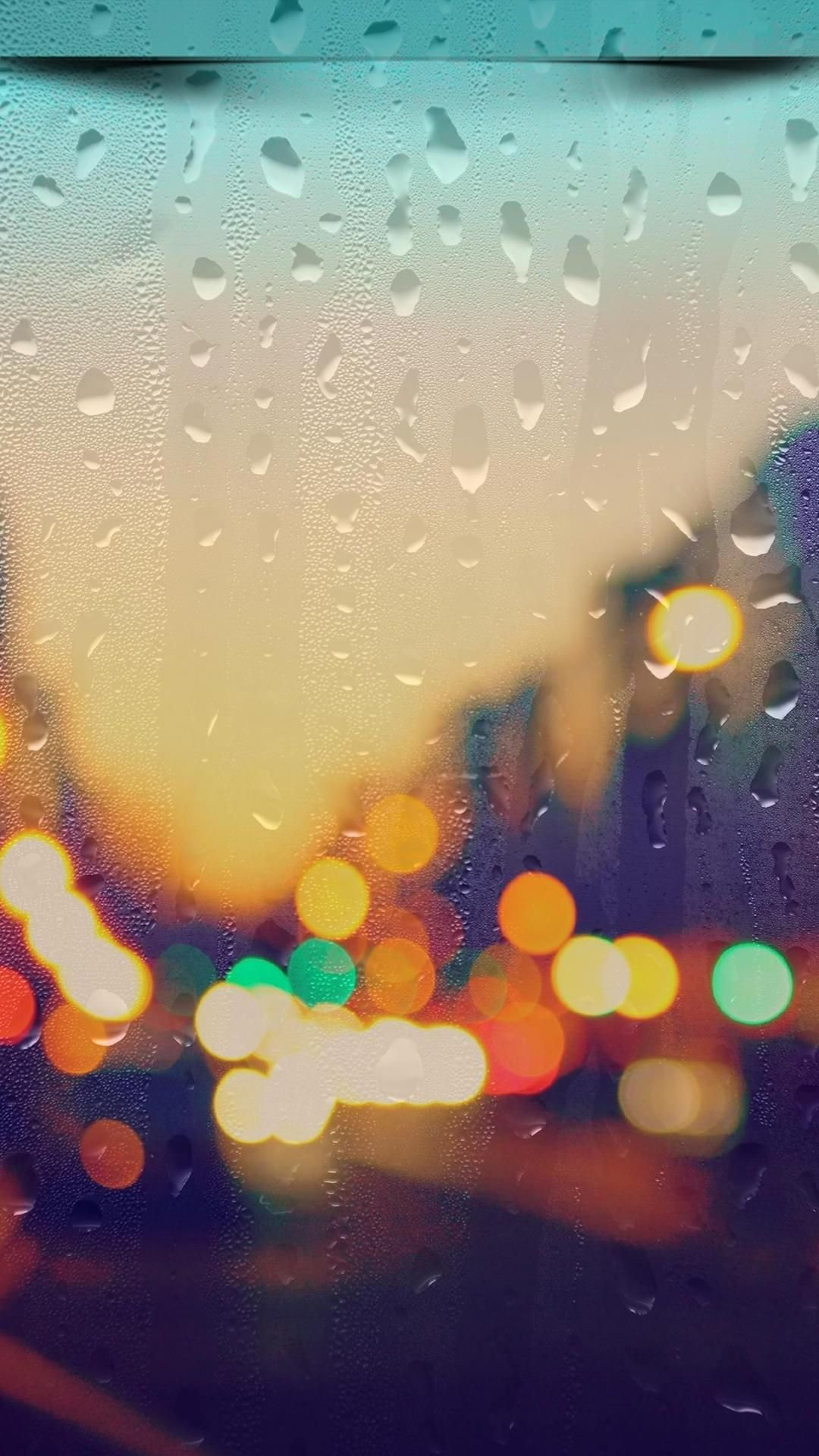 Rain Galaxy s9 wallpaper