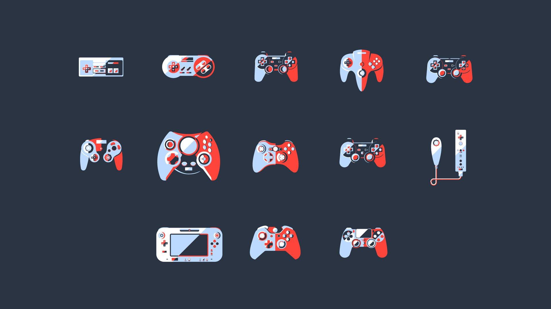 Retro Gaming wallpaper image hd