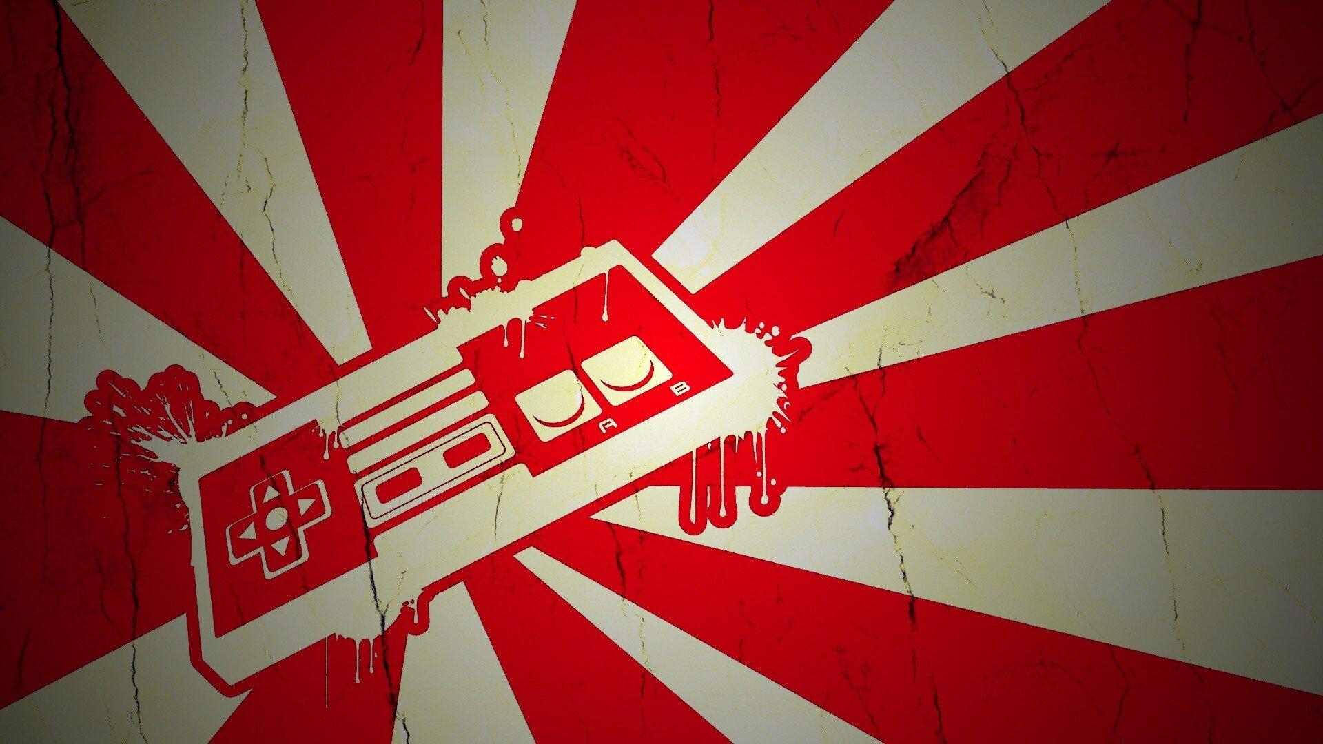 Retro Gaming 1920x1080 wallpaper