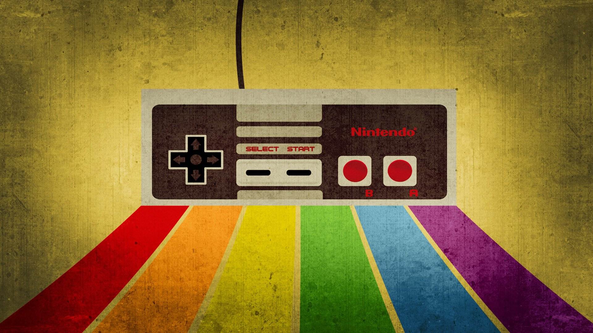 Retro Gaming wallpaper photo