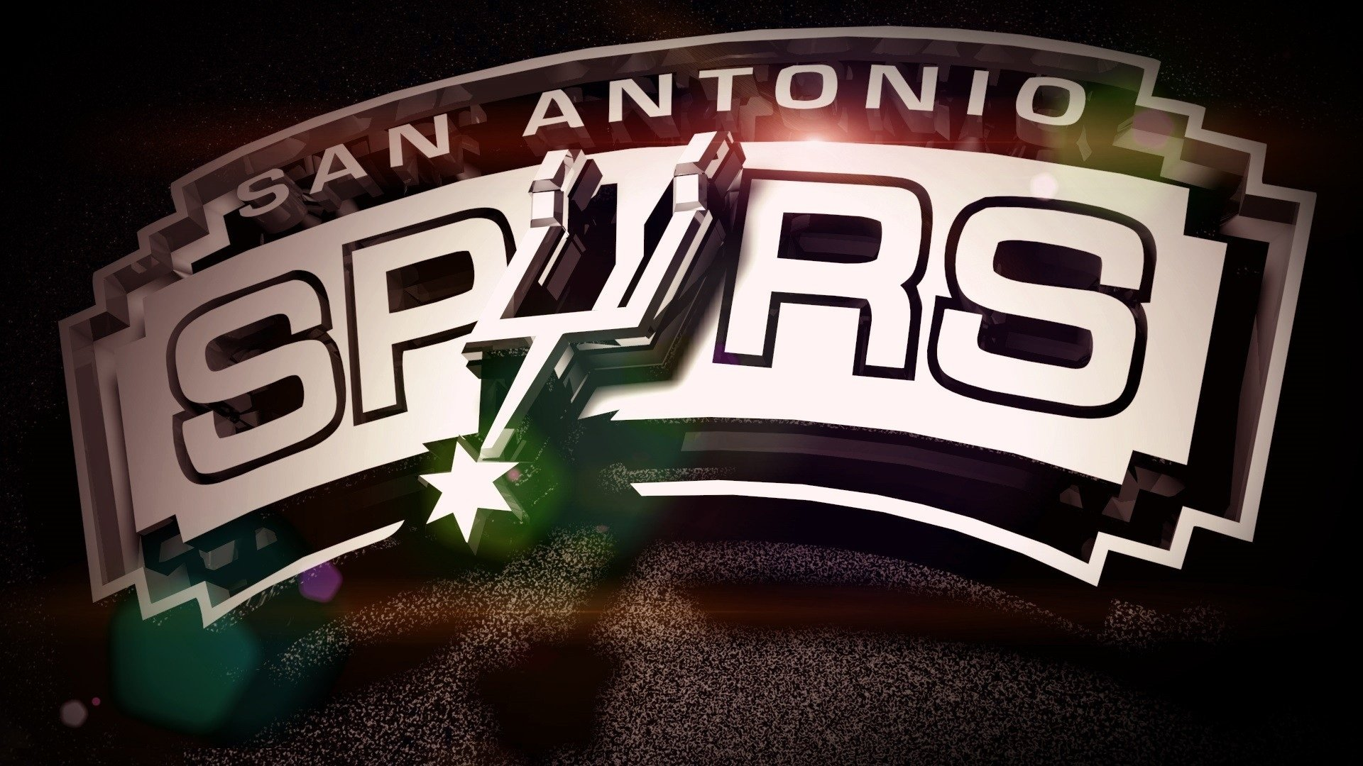 San Antonio Spurs Full HD Wallpaper