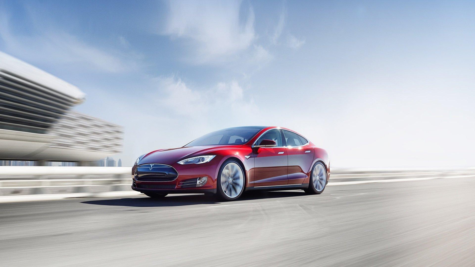 Tesla Background