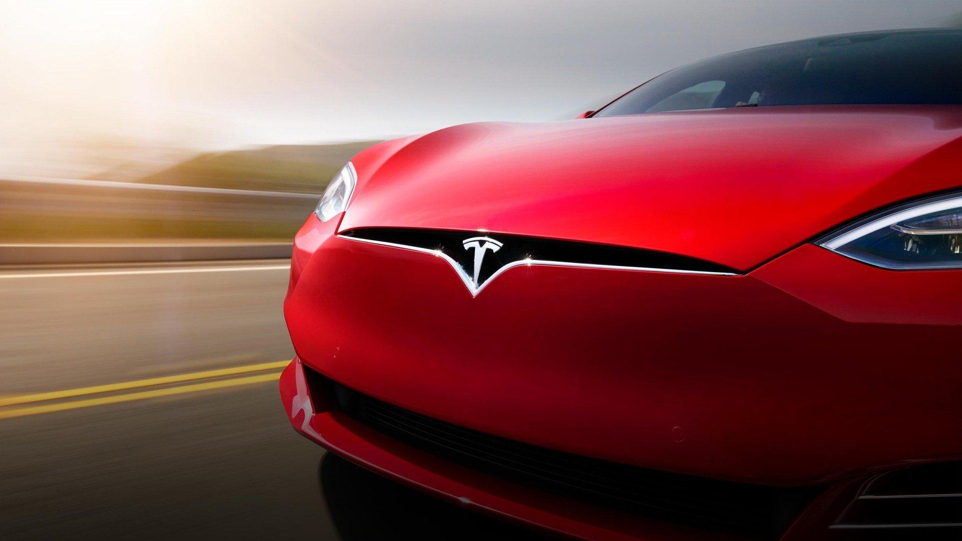 Tesla computer wallpaper