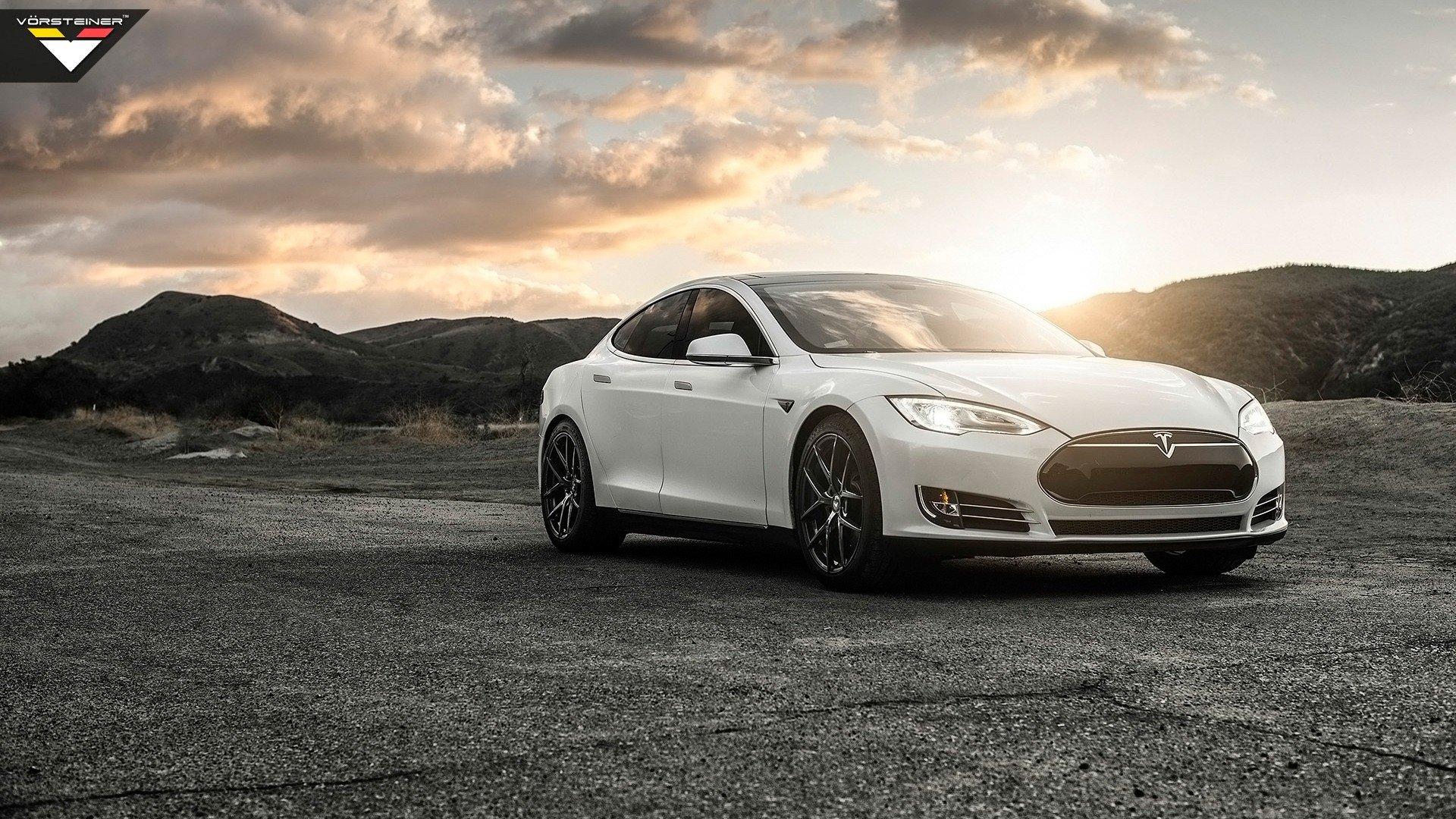 Tesla 1080p Wallpaper