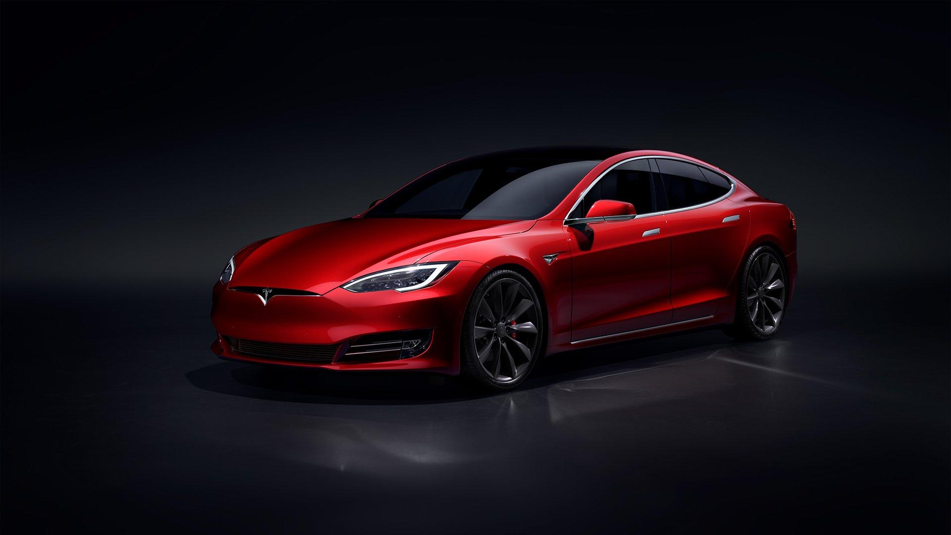 Tesla full wallpaper