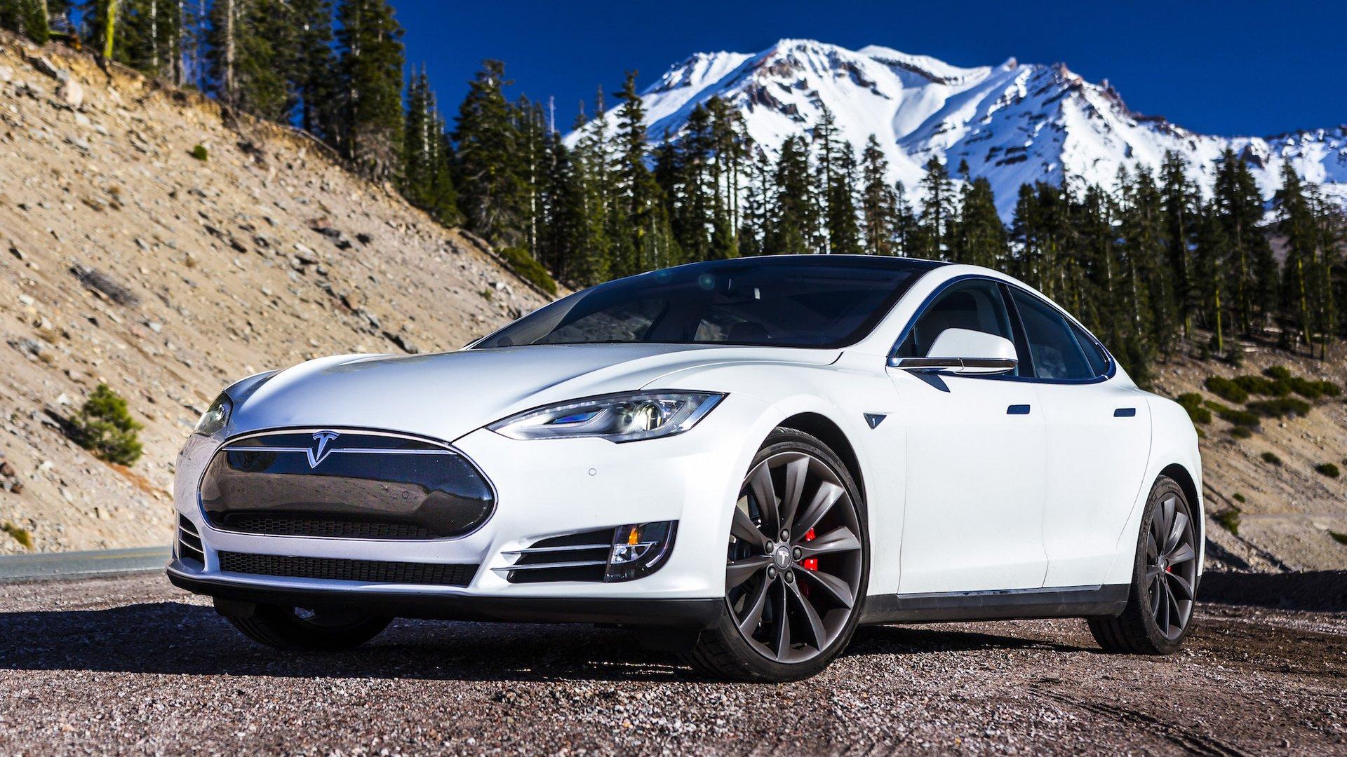 Tesla Free Wallpaper