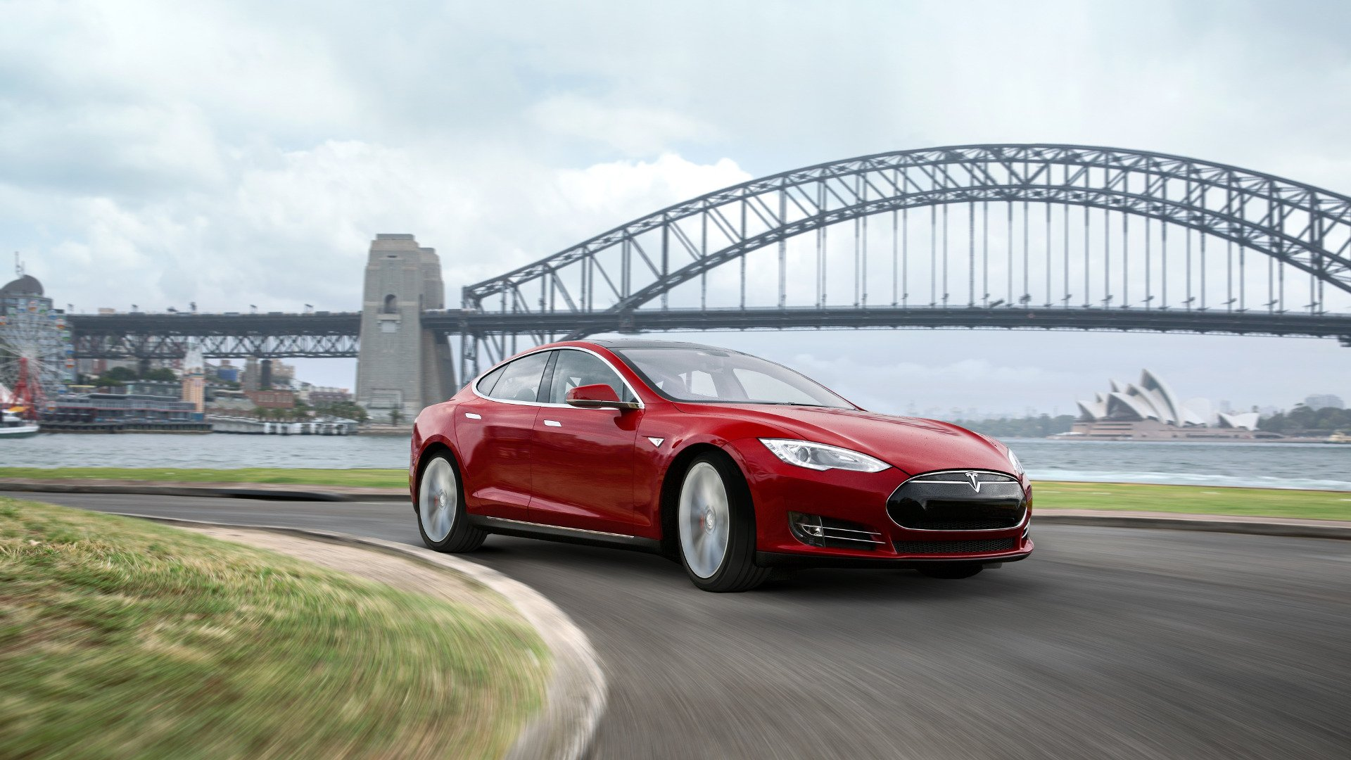 Tesla free download wallpaper