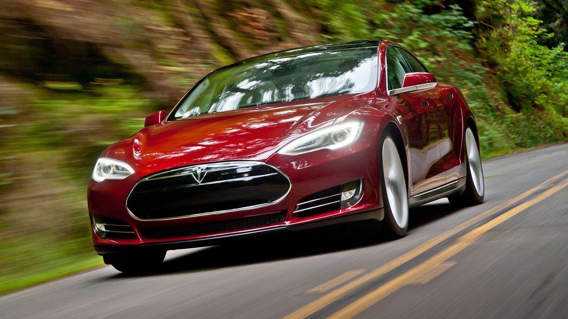 Tesla wallpaper photo