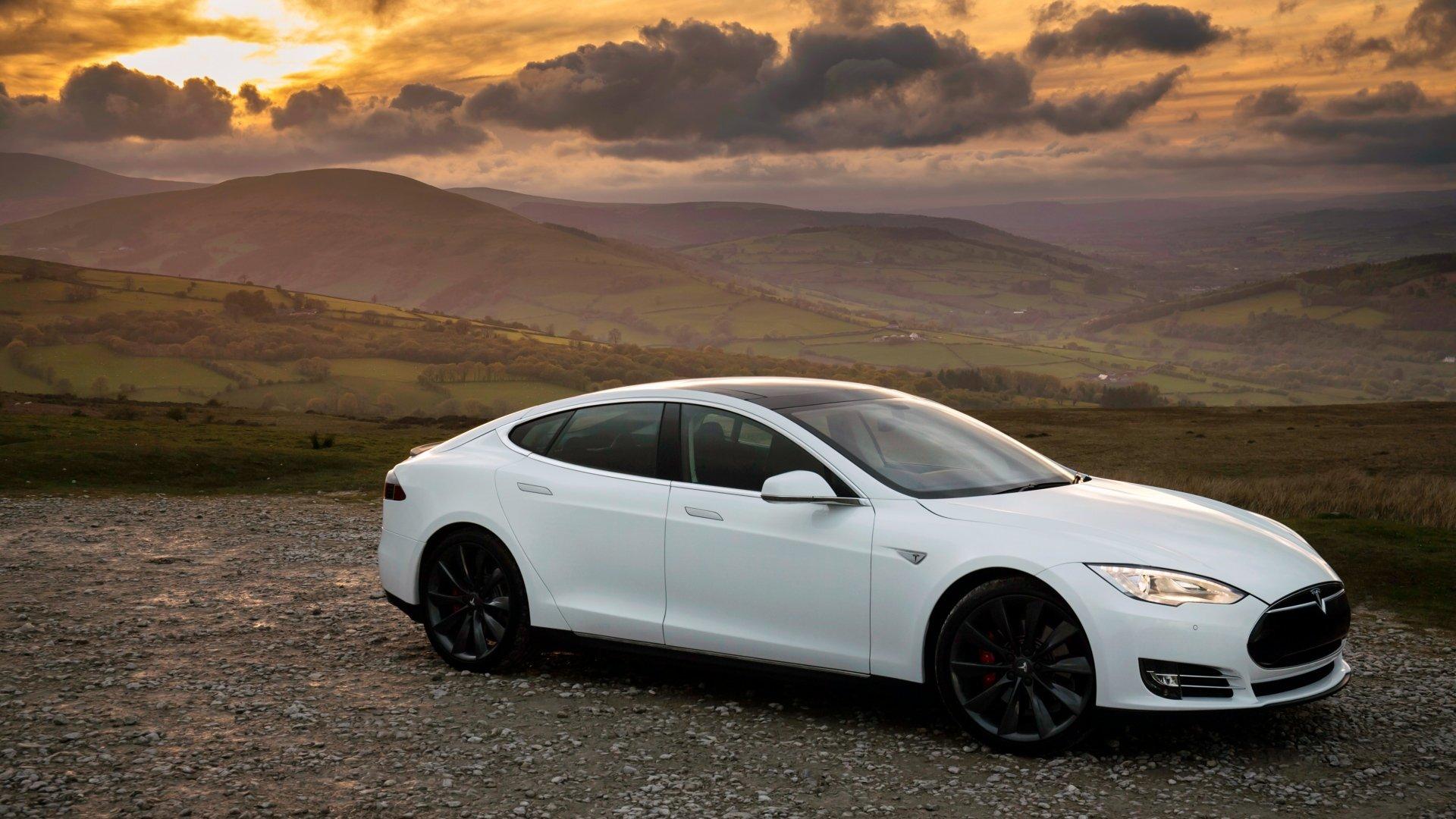 Tesla HD 1080 wallpaper