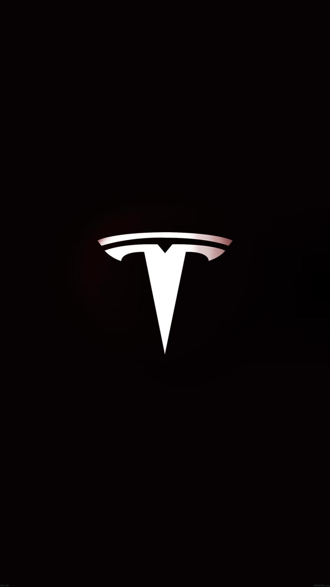 Tesla Phone iPhone 8 wallpaper