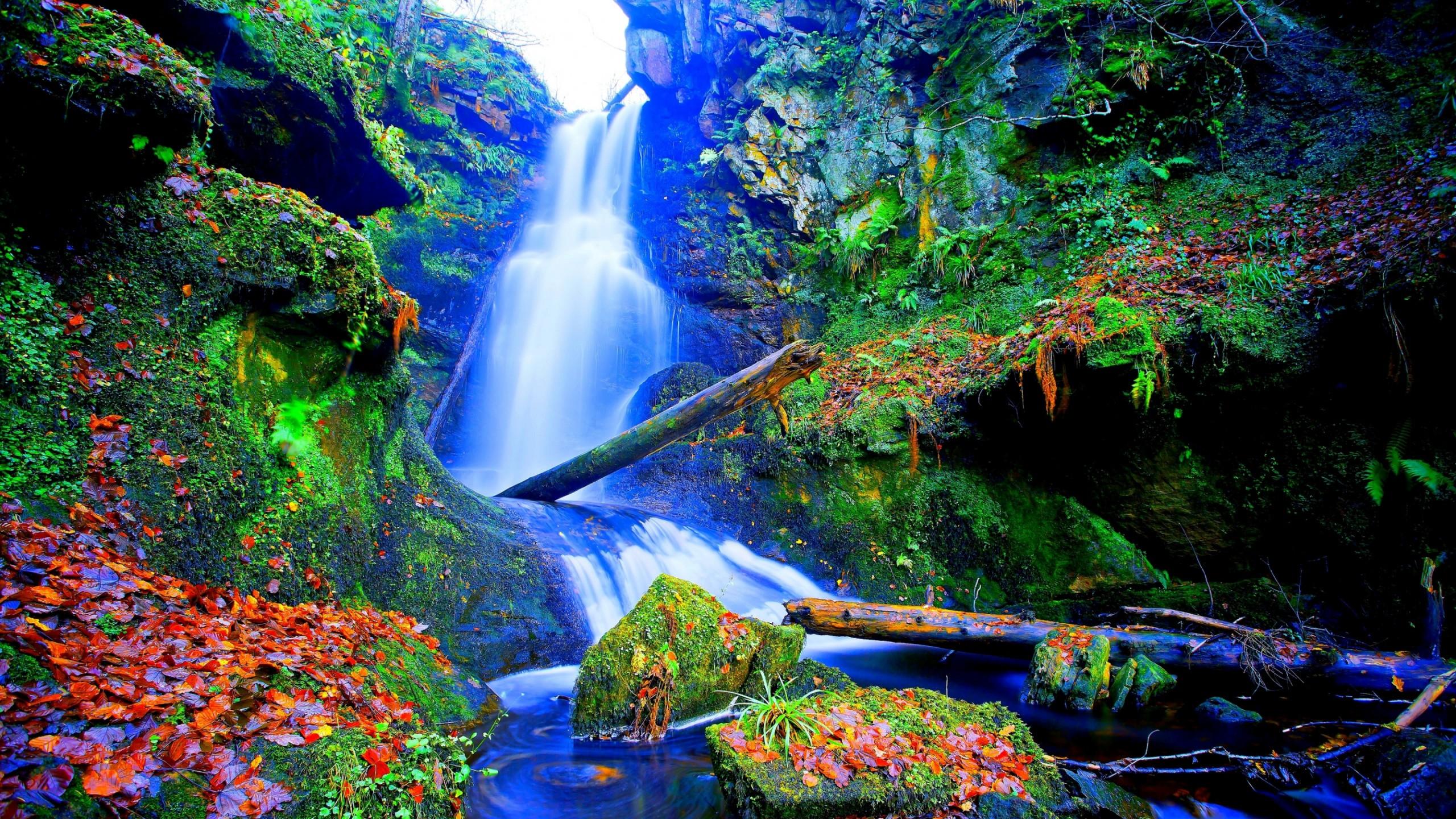 Waterfall Wallpapers - WallpaperBoat