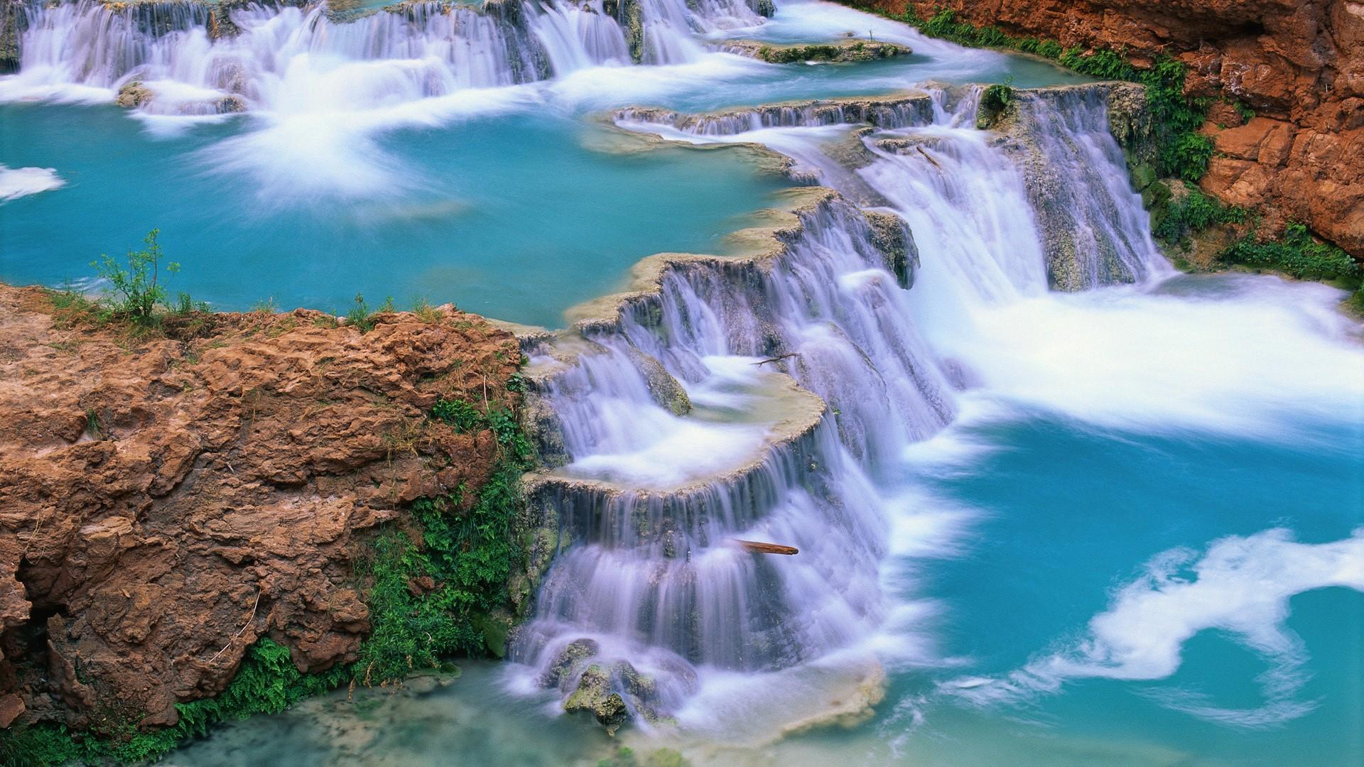 Waterfall wallpaper for laptop