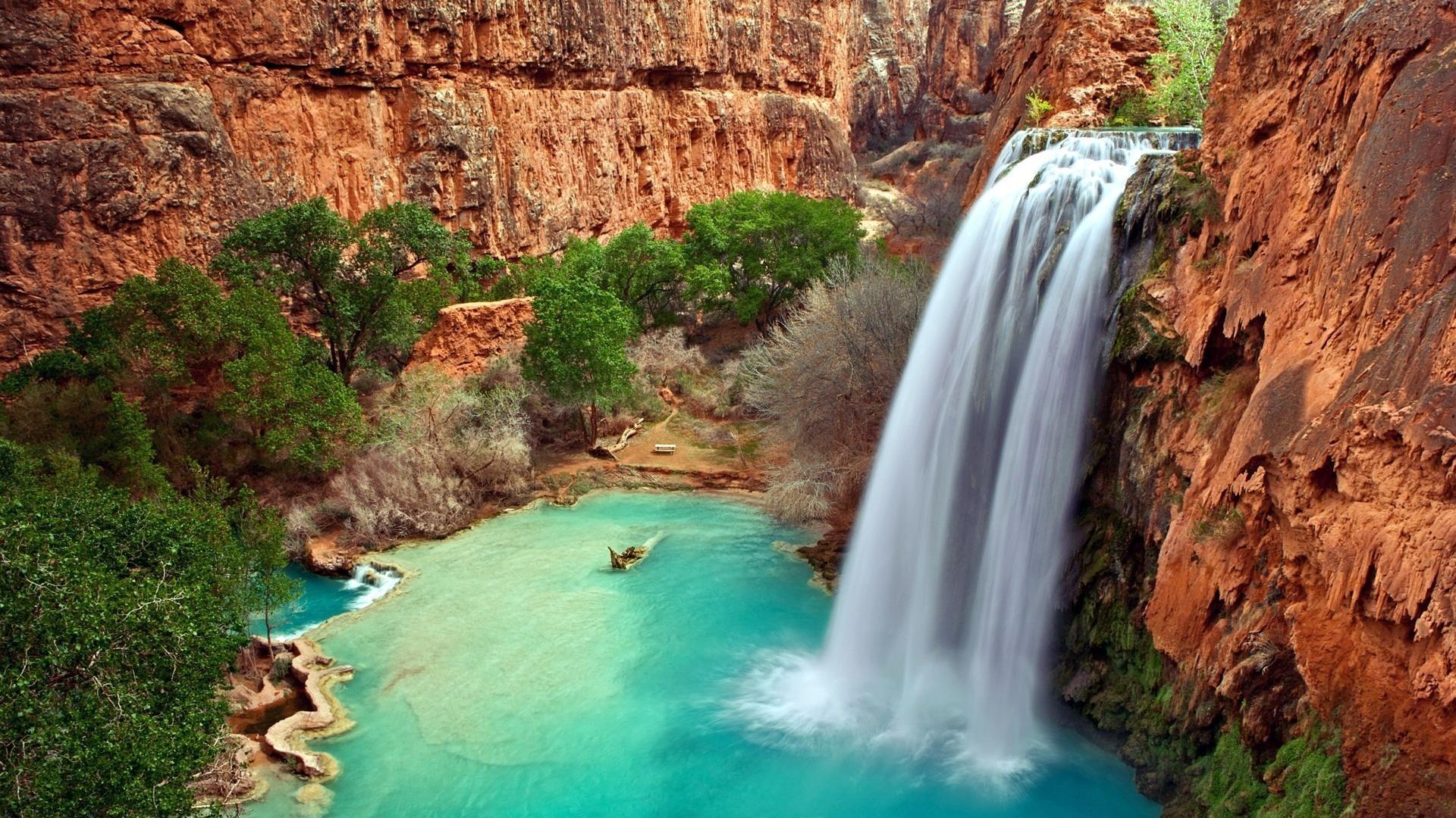 Waterfall hd image