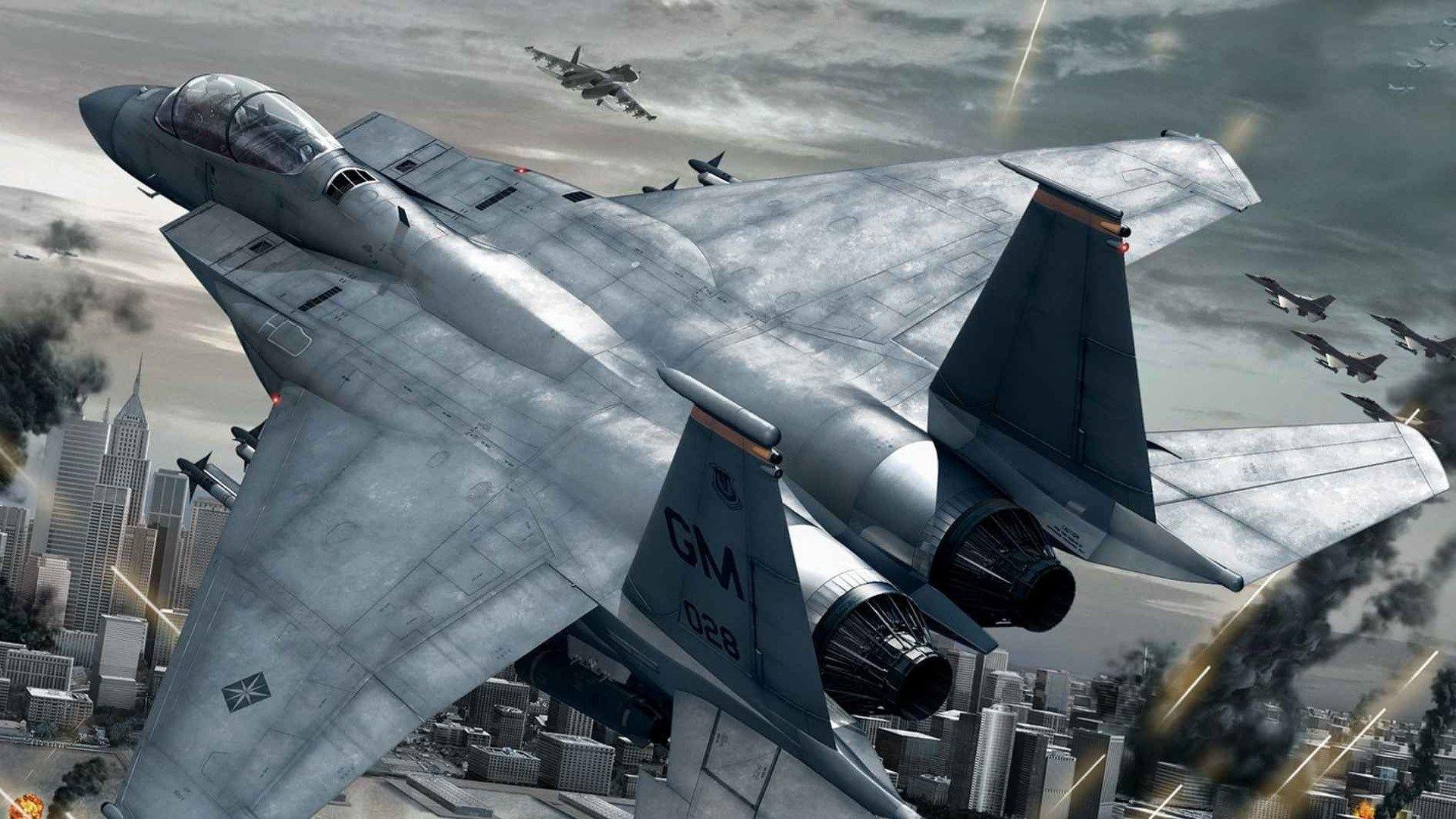Ace Combat wallpaper image hd