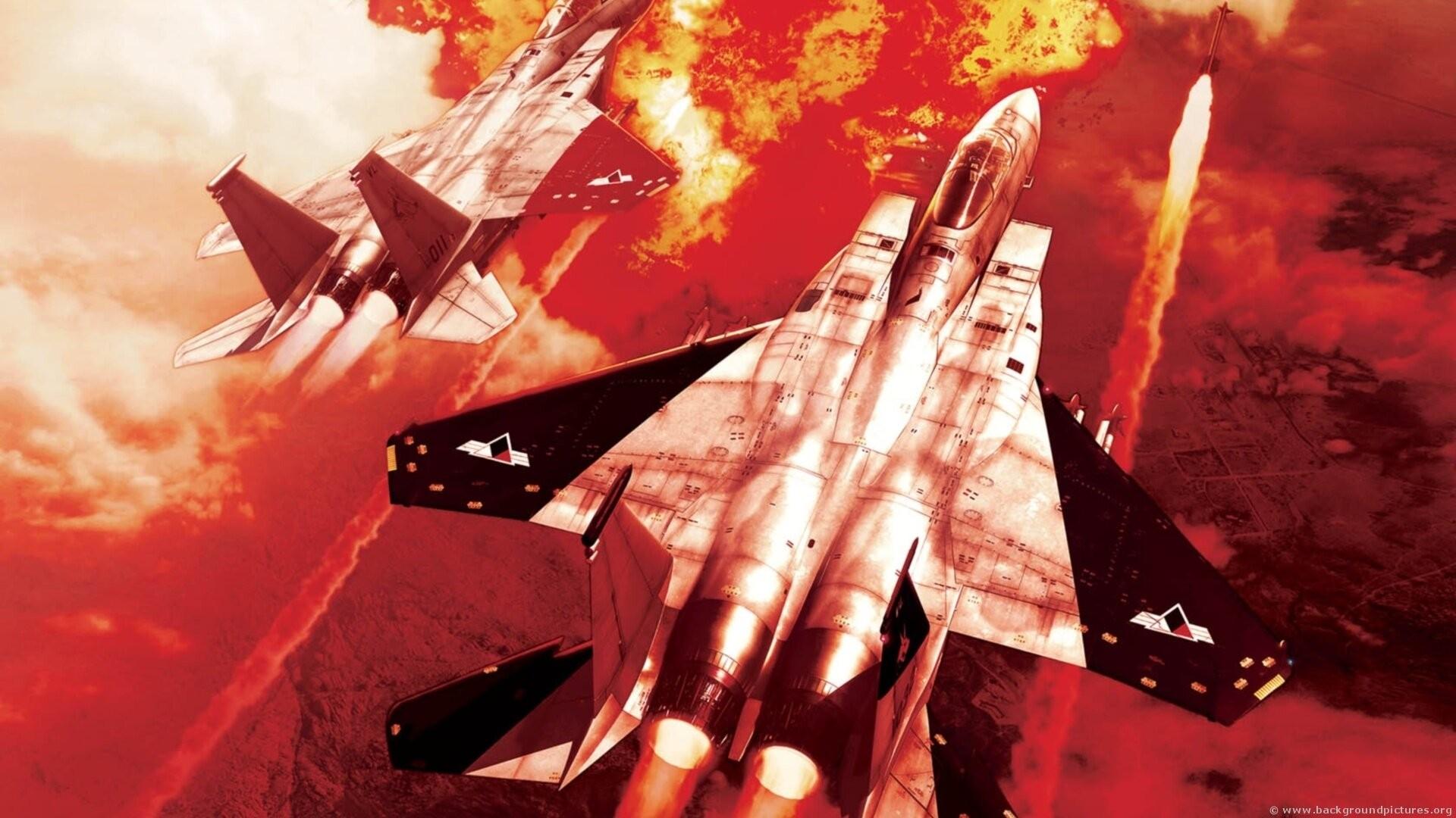 Ace Combat New Wallpaper