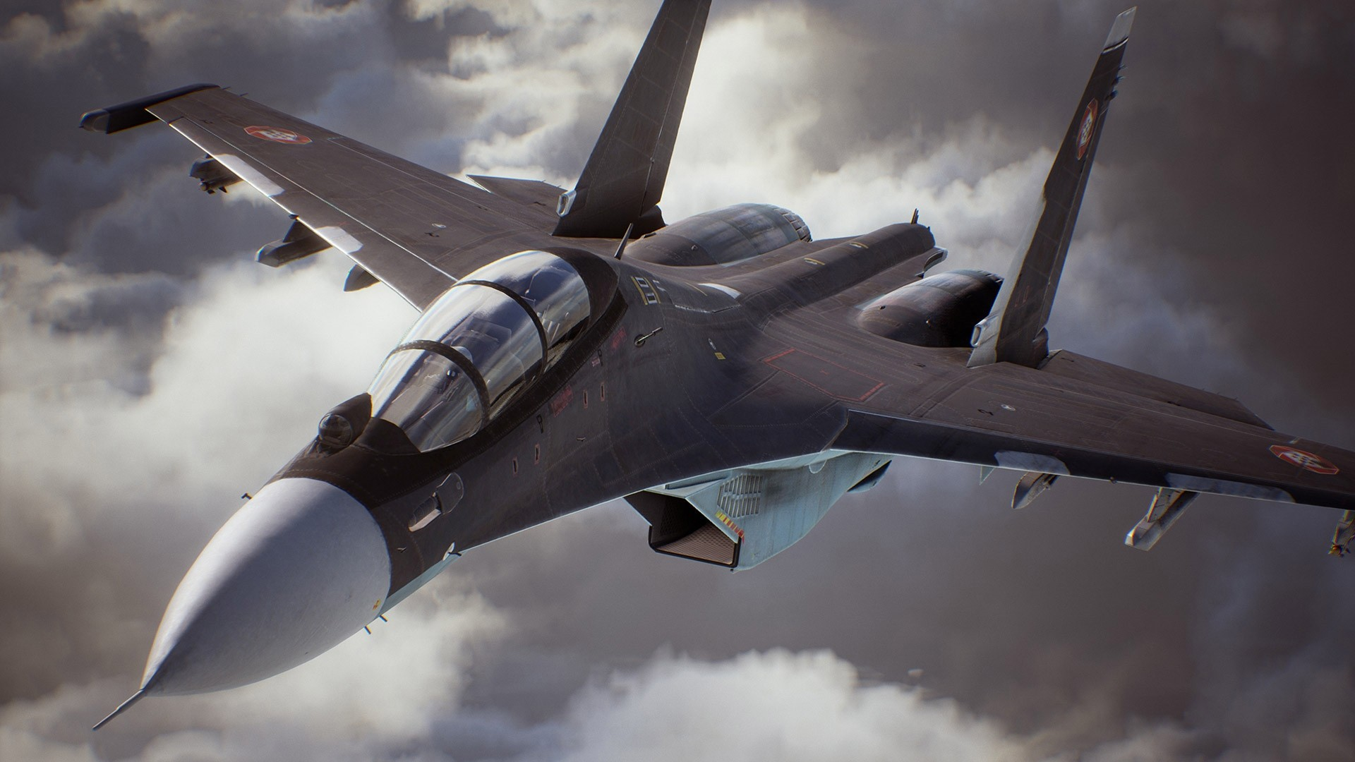 Ace Combat Background Wallpaper