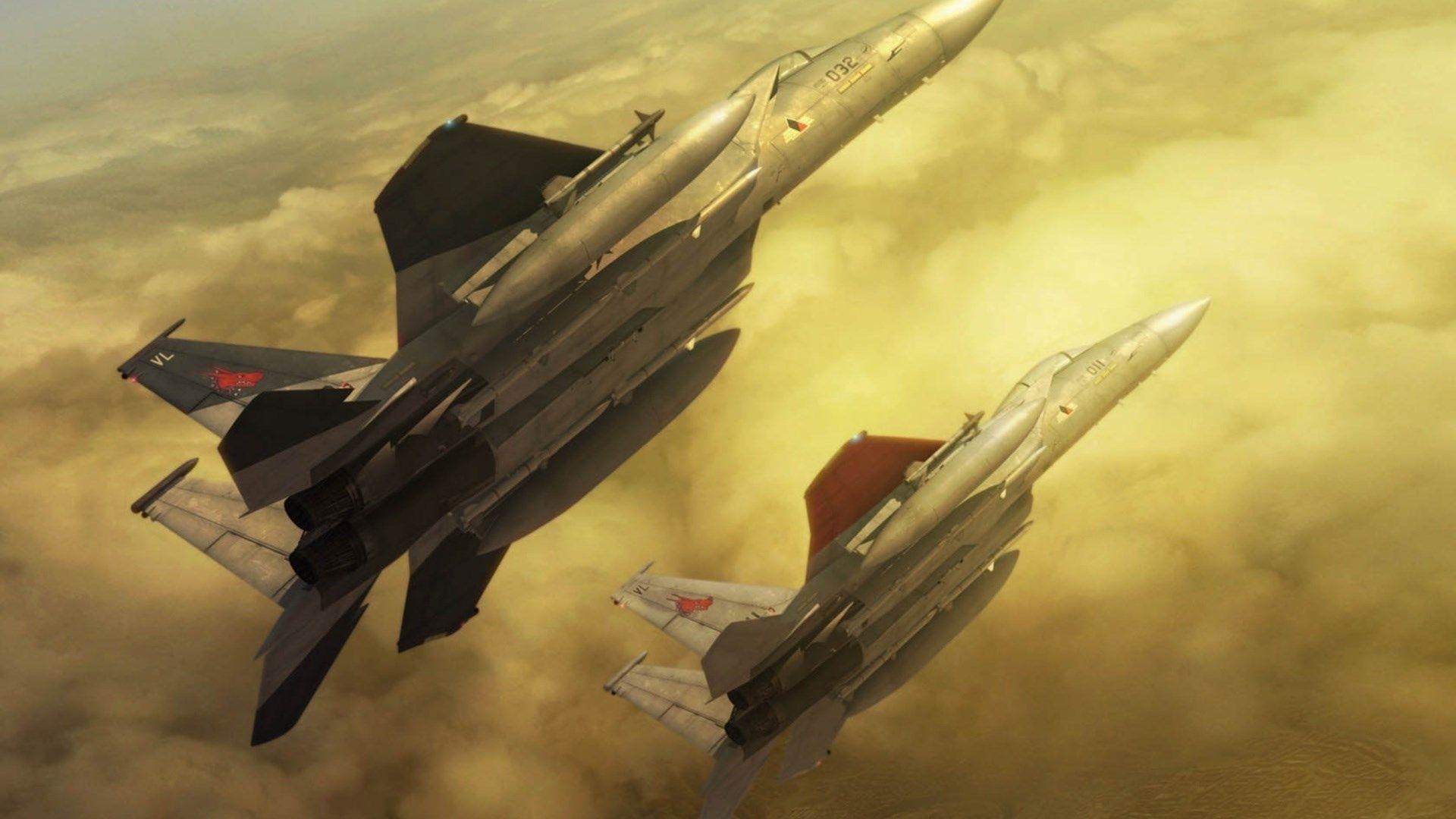 Ace Combat Wallpaper Photo HD